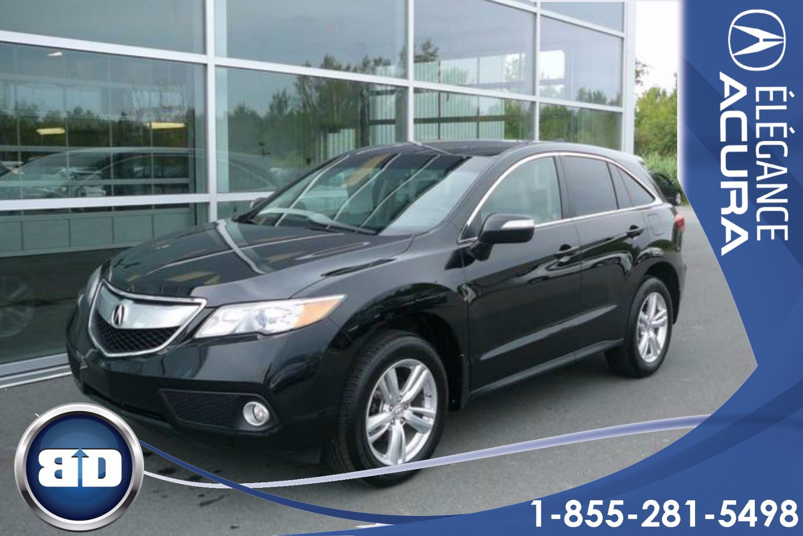 Used 2013 Acura RDX PREMIUM in Granby - Used inventory - Élégance Acura in Granby, Quebec
