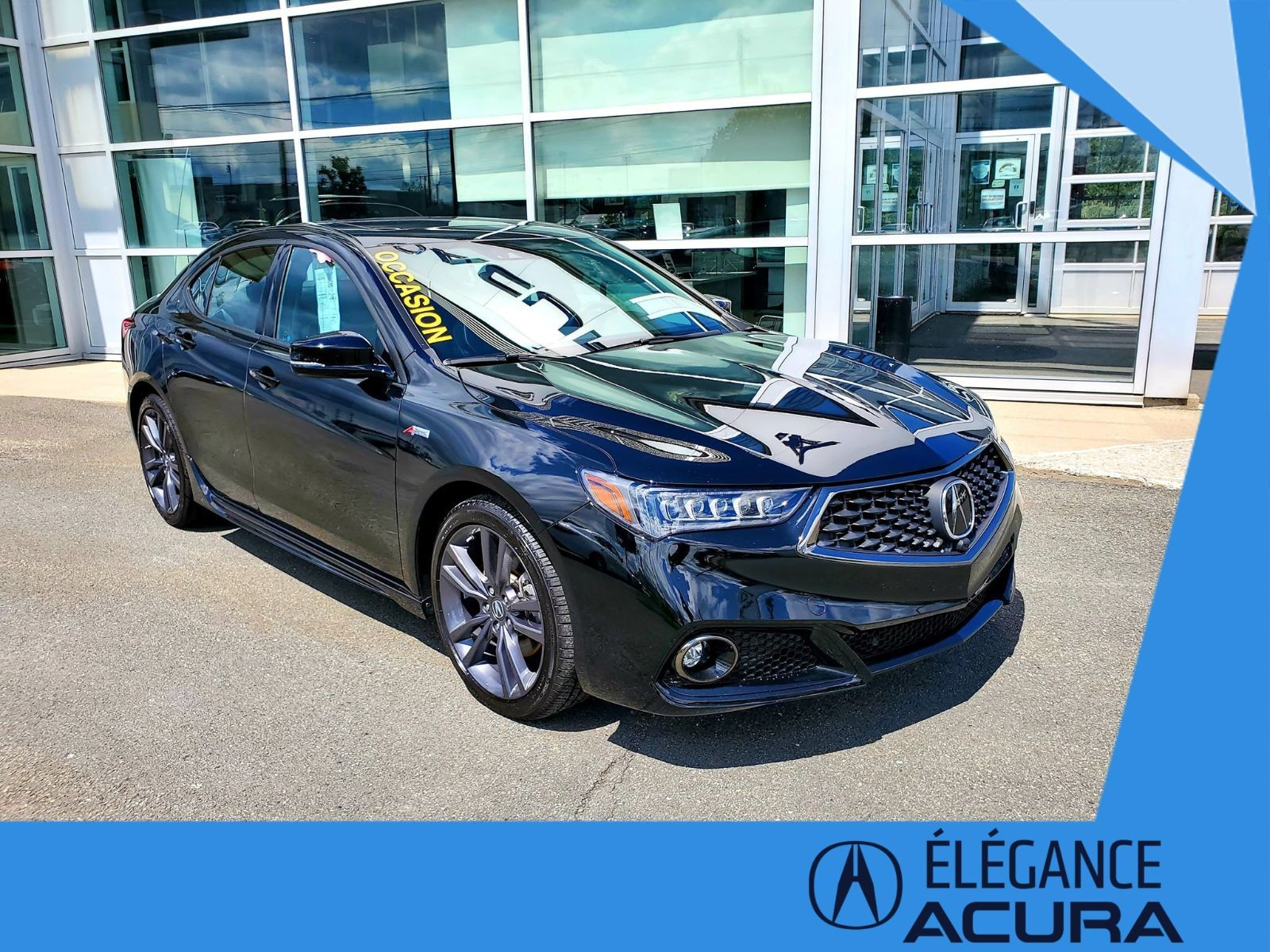 Elegance Acura Pre Owned 2020 Acura Tlx A Spec Elite For Sale In Granby