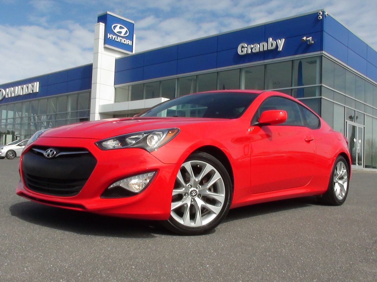 2013 hyundai genesis coupe 2 0 l t mags fogs quipement complet d 39 occasion granby inventaire. Black Bedroom Furniture Sets. Home Design Ideas