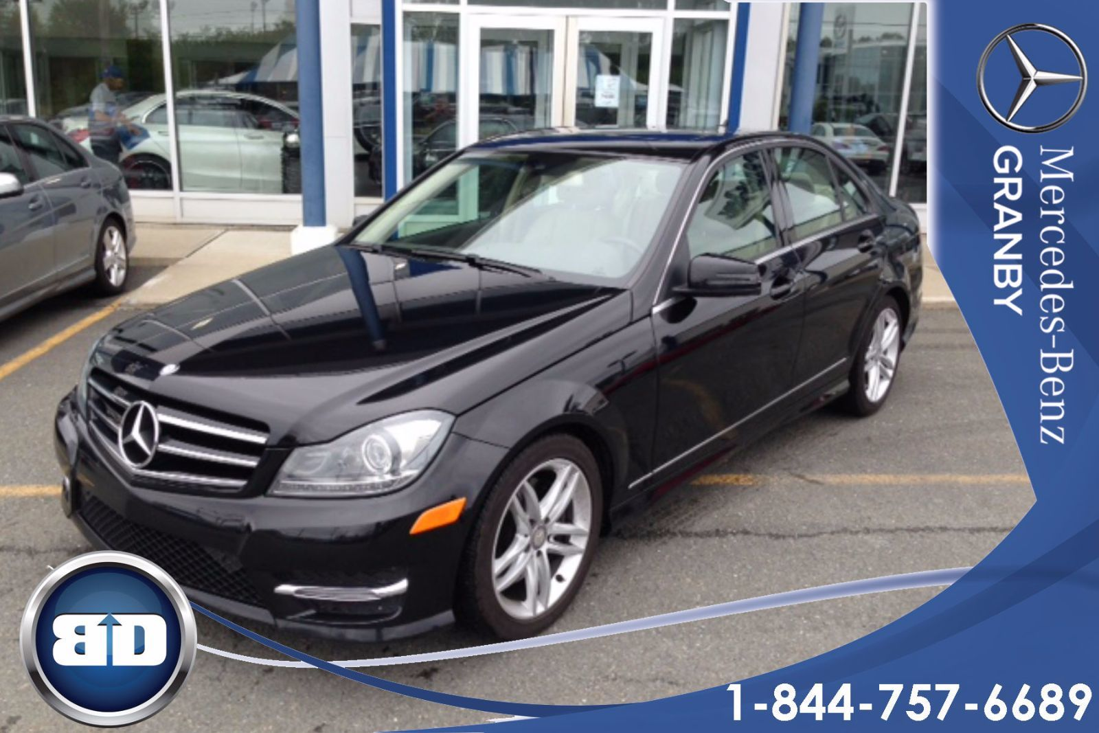 2014 mercedes benz c class c300 4matic d 39 occasion granby inventaire d 39 occasion groupe. Black Bedroom Furniture Sets. Home Design Ideas
