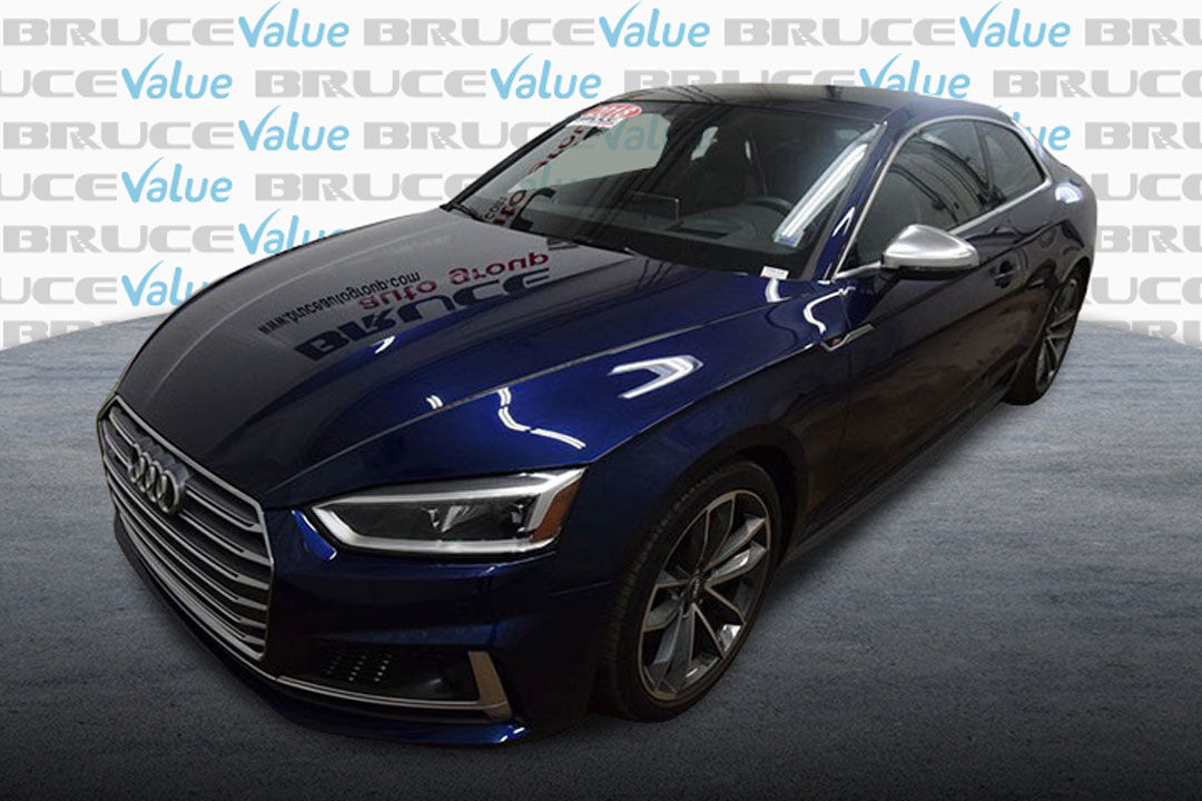 Used 2018 Audi S5 Coupe For Sale 49900 0 Bruce Gm Middleton Digby