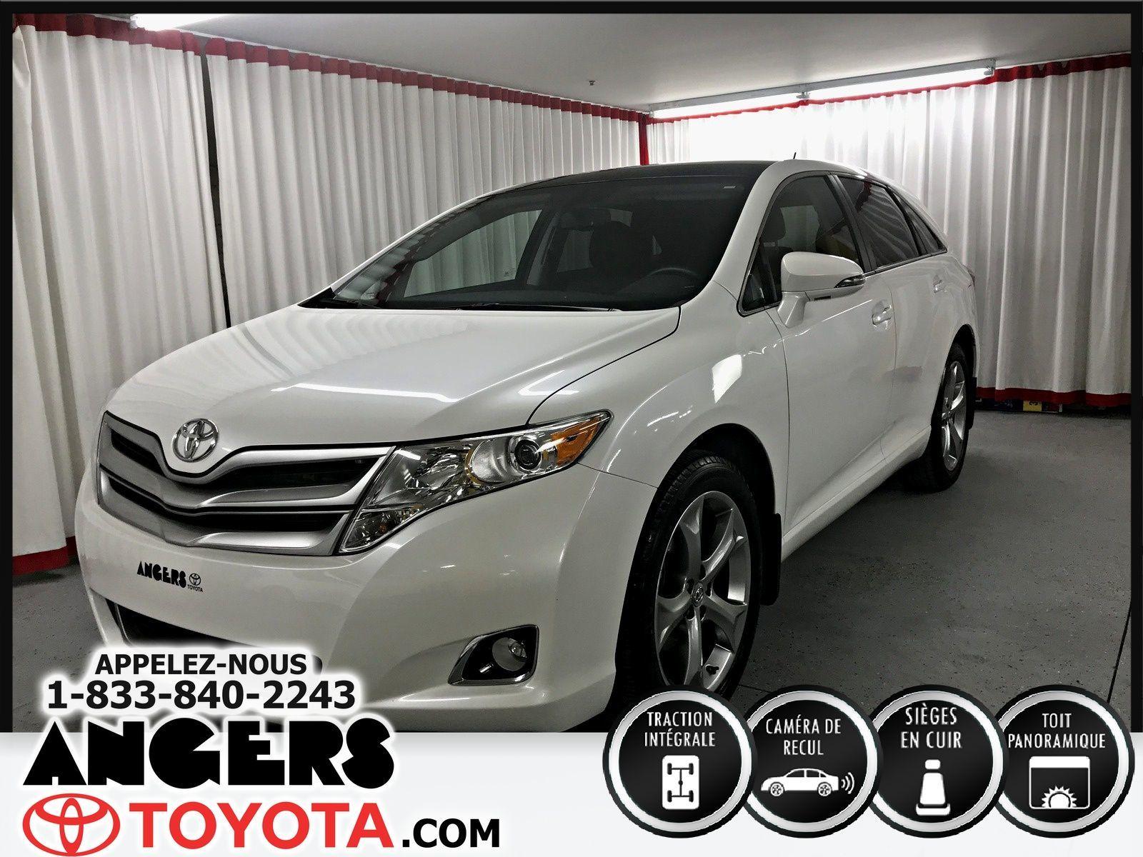 Toyota Venza 2016 >> 2016 Toyota Venza Xle