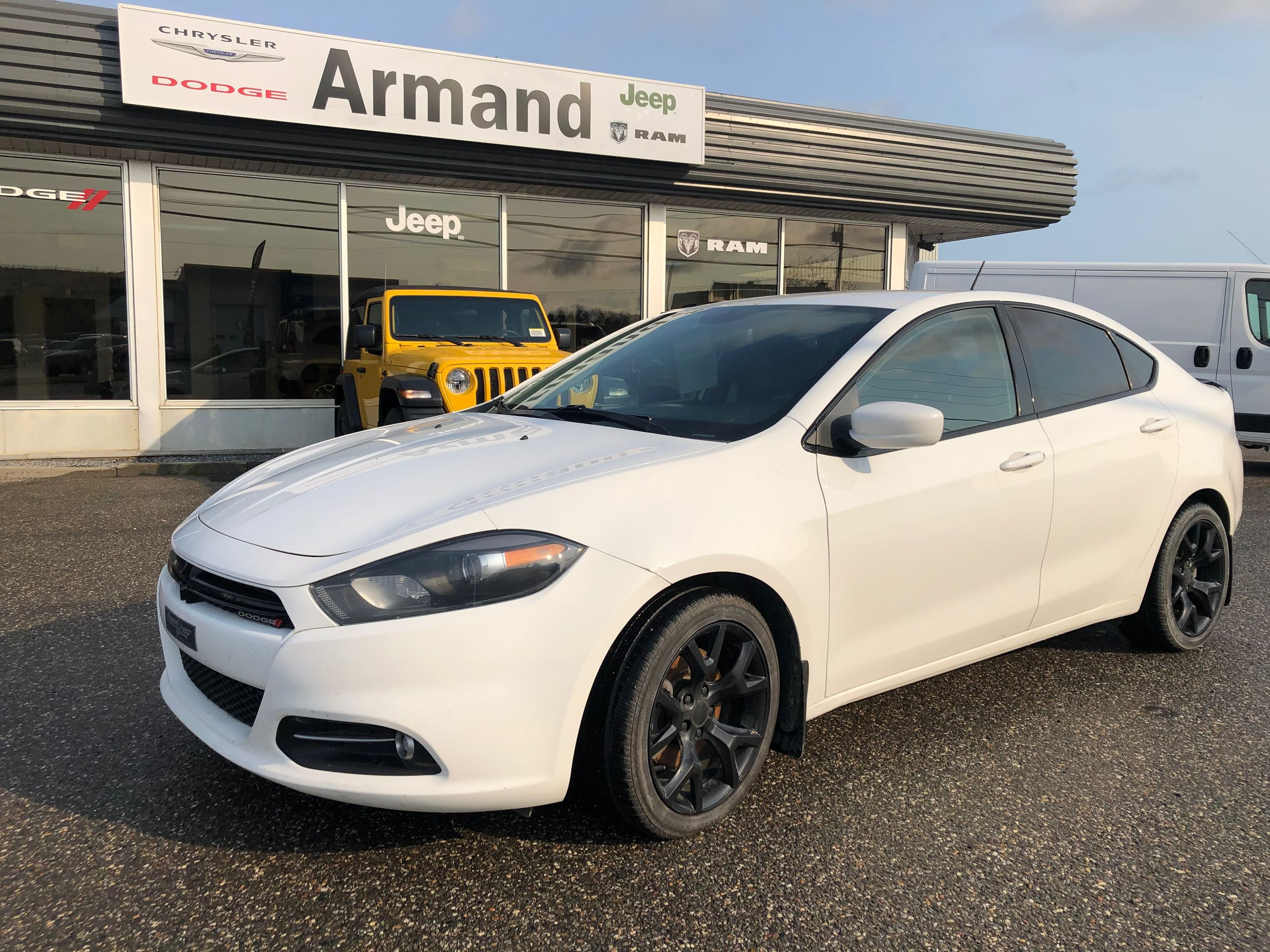 Armand Chrysler Dodge Jeep Ram In Carleton 2013 Dodge Dart Sxt 2047c