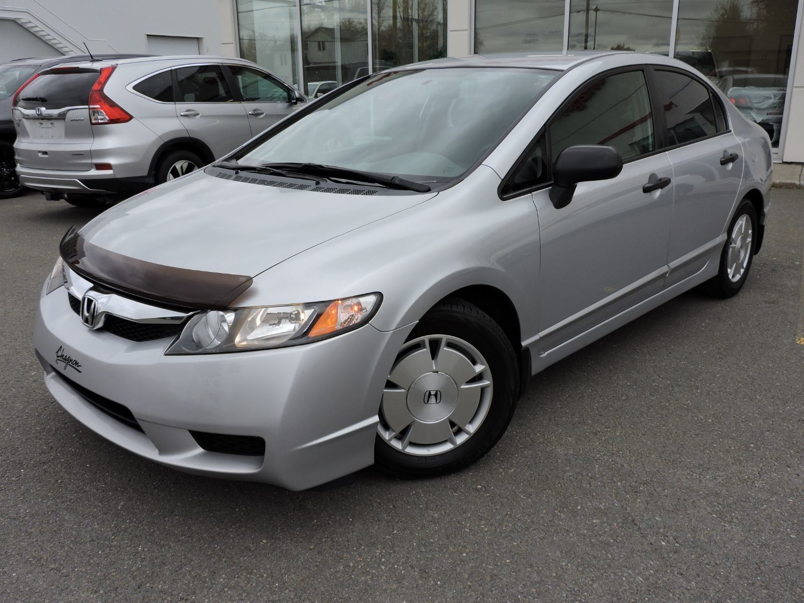 Used 2009 Honda Civic Dx G Demareur In Granby Used Inventory Chagnon Honda In Granby Quebec