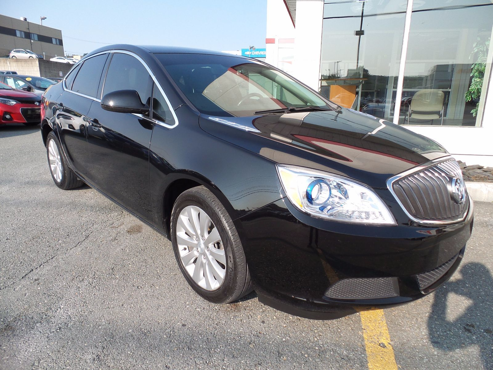 Pre Owned 2016 Buick Verano Convenience 1 In Saint Georges Rear View Camera Inventory Mga Centre Occasions Quebec