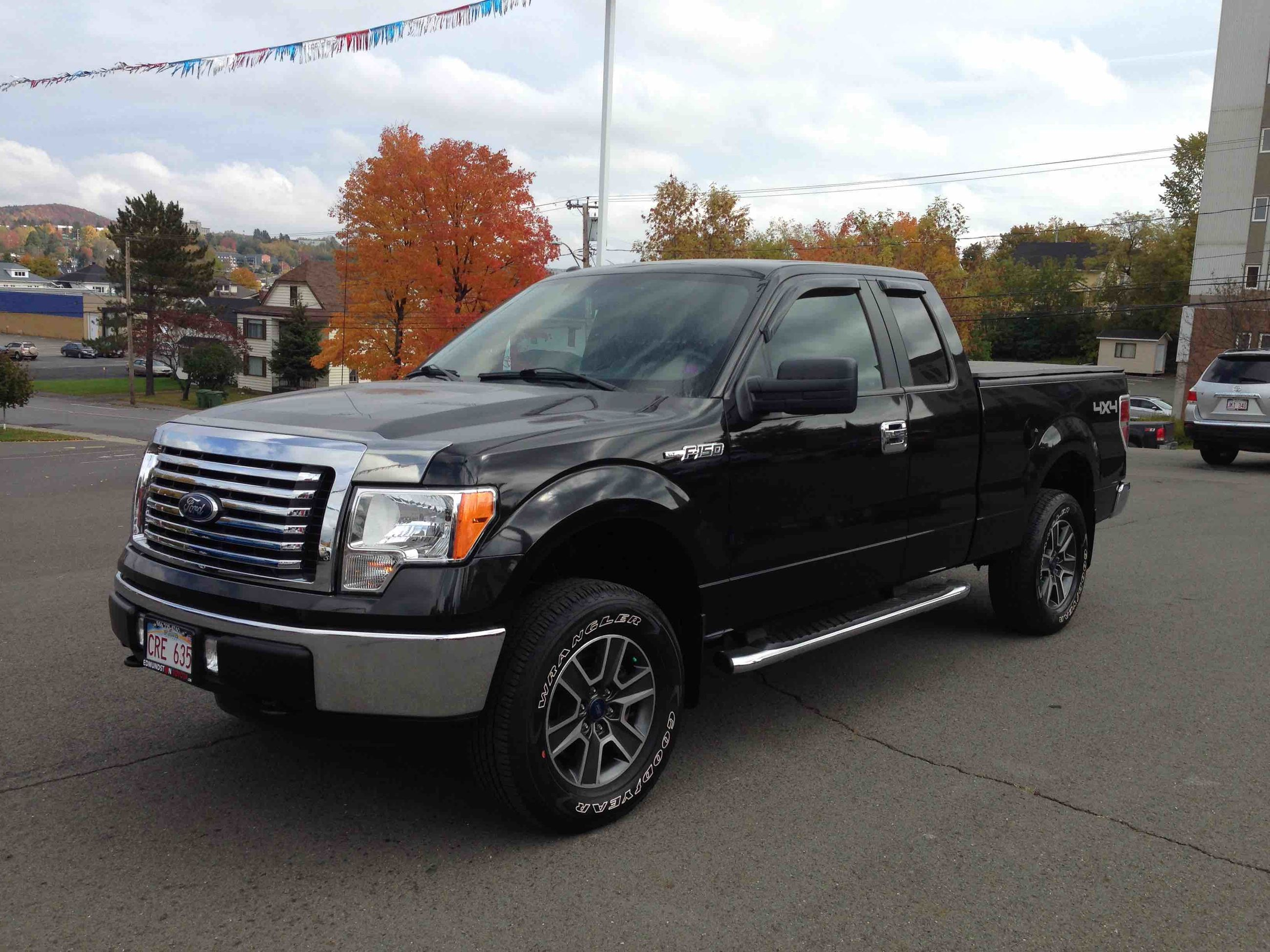 used 2012 ford f 150 xlt in edmundston used inventory edmundston toyota in edmundston new. Black Bedroom Furniture Sets. Home Design Ideas