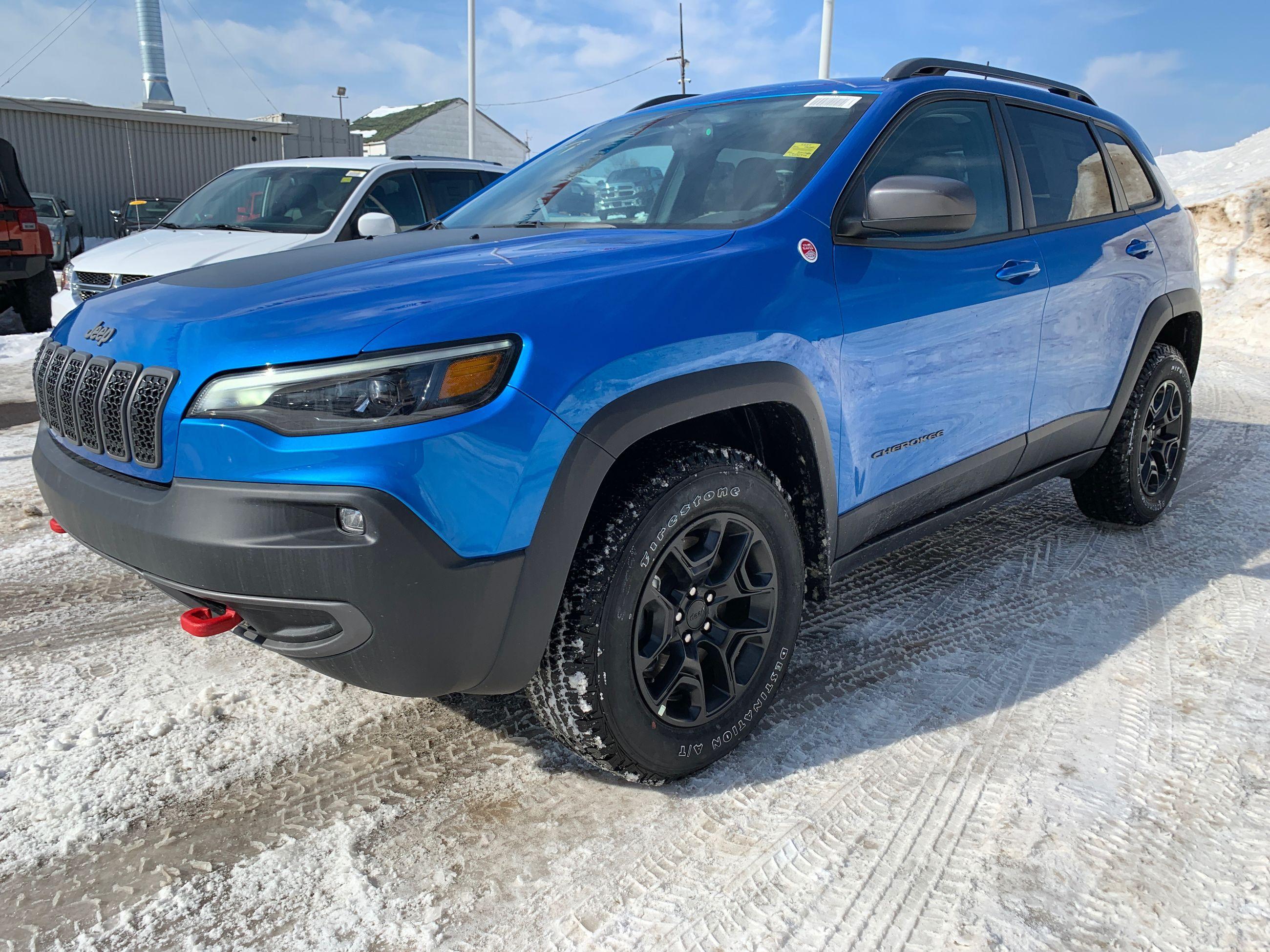 2020 Jeep Trail Hawk Redesign