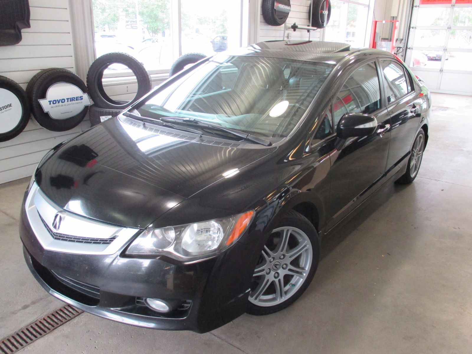 used 2011 acura csx toit cuir a c gr electr in châteauguay
