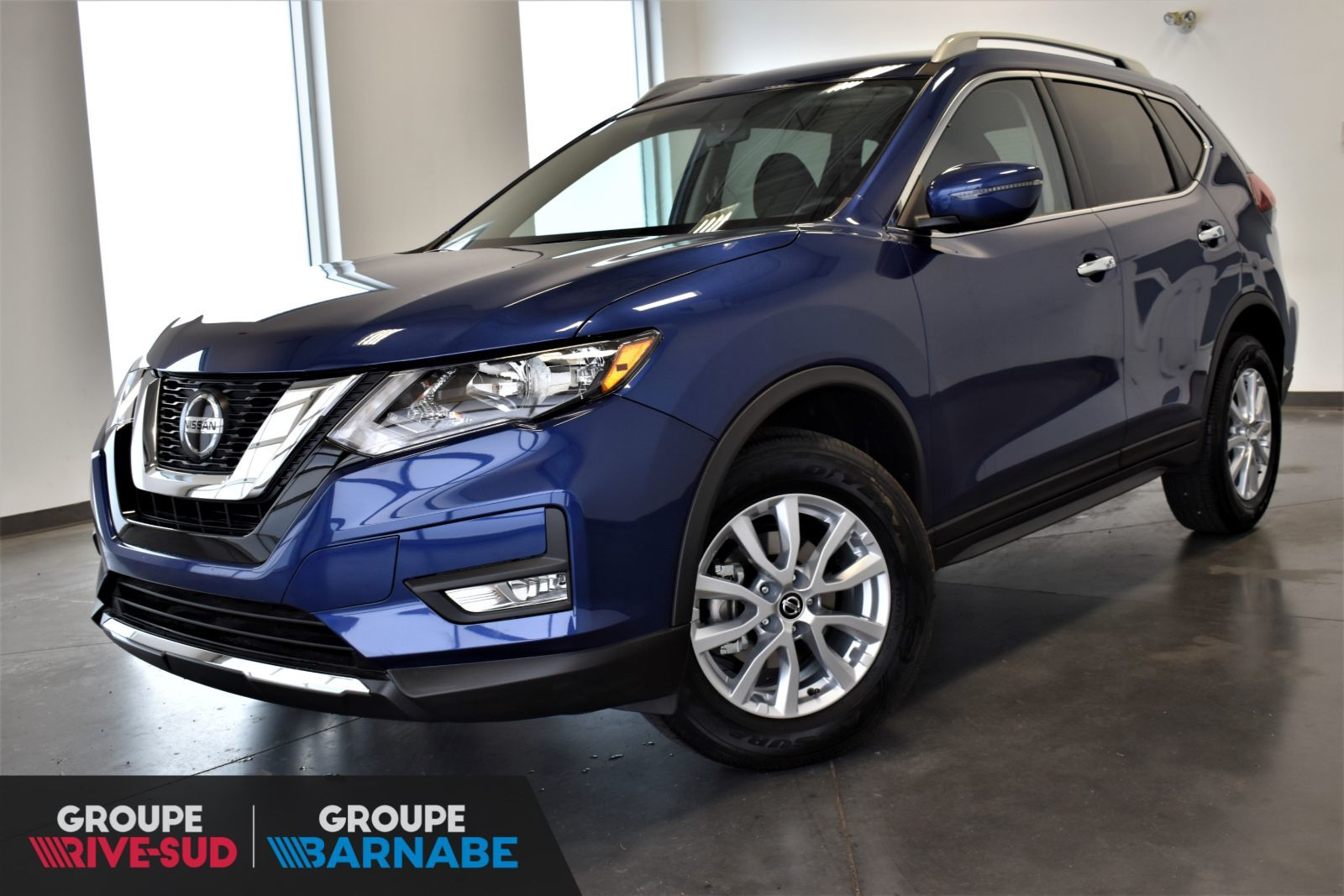 Used 2018 Nissan Rogue SV in Boucherville - Used inventory ...