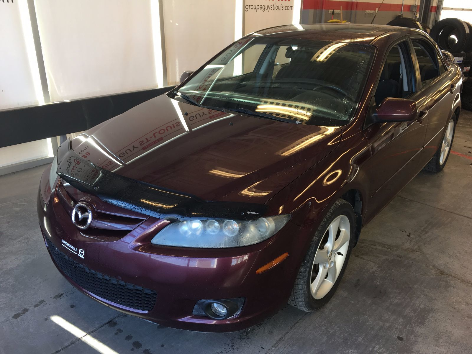 Pre Owned 2006 Mazda Mazda6 Gs Edition Touring In Cowansville 6 Fuel Filter Inventory Quebec