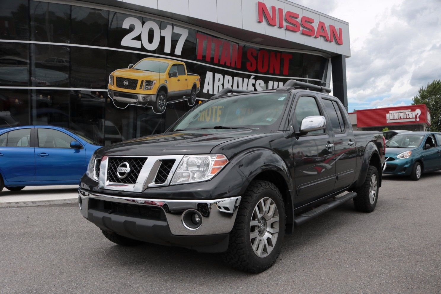Used 2012 Nissan Frontier In Gatineau Inventory Dormani Front Airbag Sensor 2002 Xterra Quebec