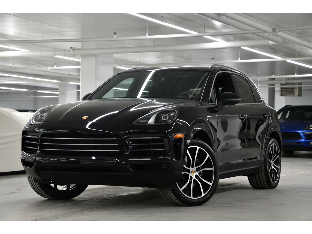Groupe Lauzon Pre Owned 2019 Porsche Cayenne For Sale In