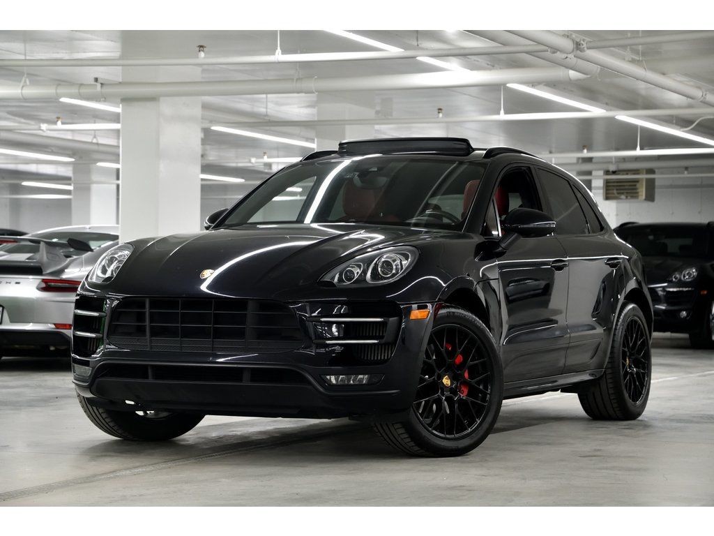 Groupe Lauzon Pre Owned 2017 Porsche Macan Turbo For Sale In