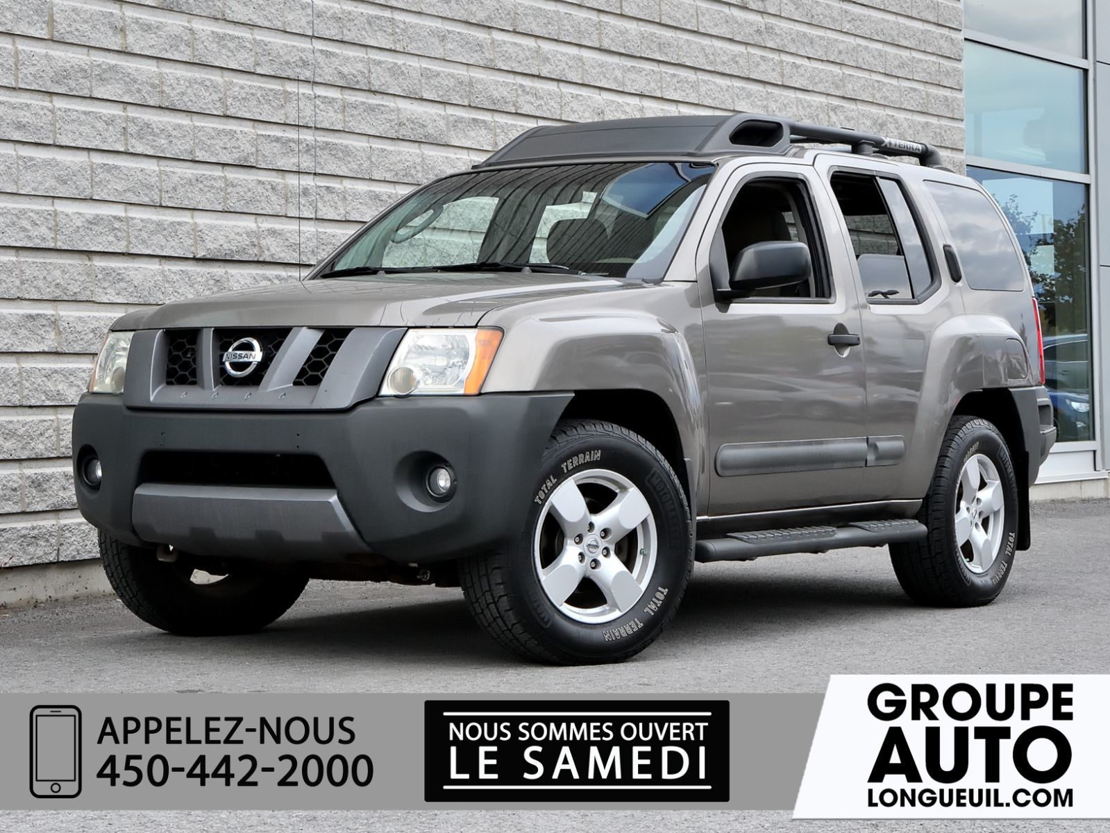 Longueuil Mazda Pre Owned 2006 Nissan Xterra Se 4x4 Autom A C Mags For Sale
