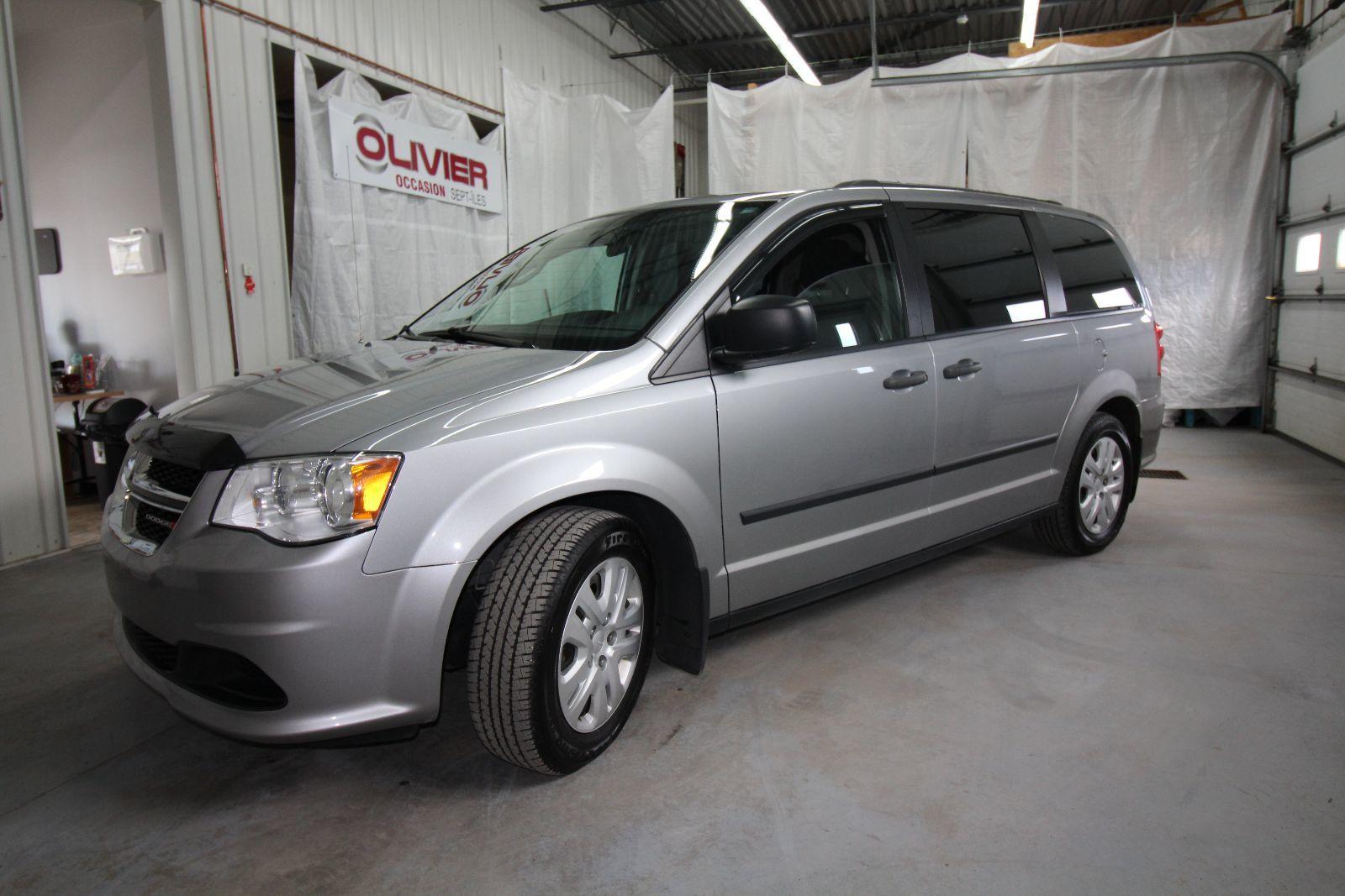 Pre Owned 2014 Dodge Grand Caravan Se In Sept Iles Qubec Inventory Olivier Occasion Quebec