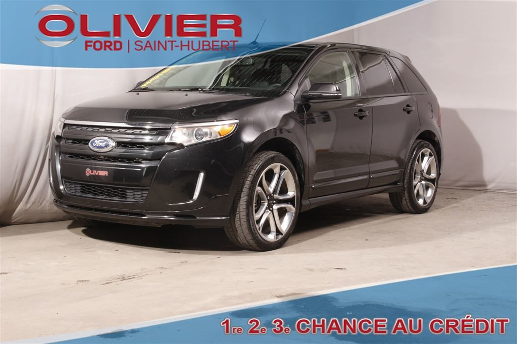 ford edge sport toit cuir mags camera 2014 d 39 occasion. Black Bedroom Furniture Sets. Home Design Ideas