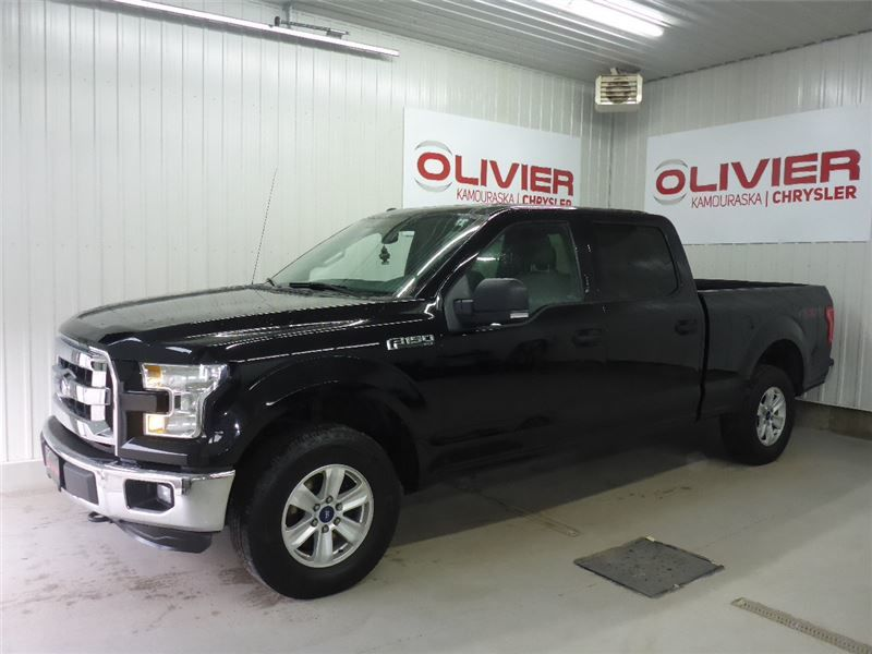 Pre Owned  Ford F  Xlt In Saint Pascal Quebec Pre Owned Inventory Olivier Kamouraska In Saint Pascal Quebec Quebec
