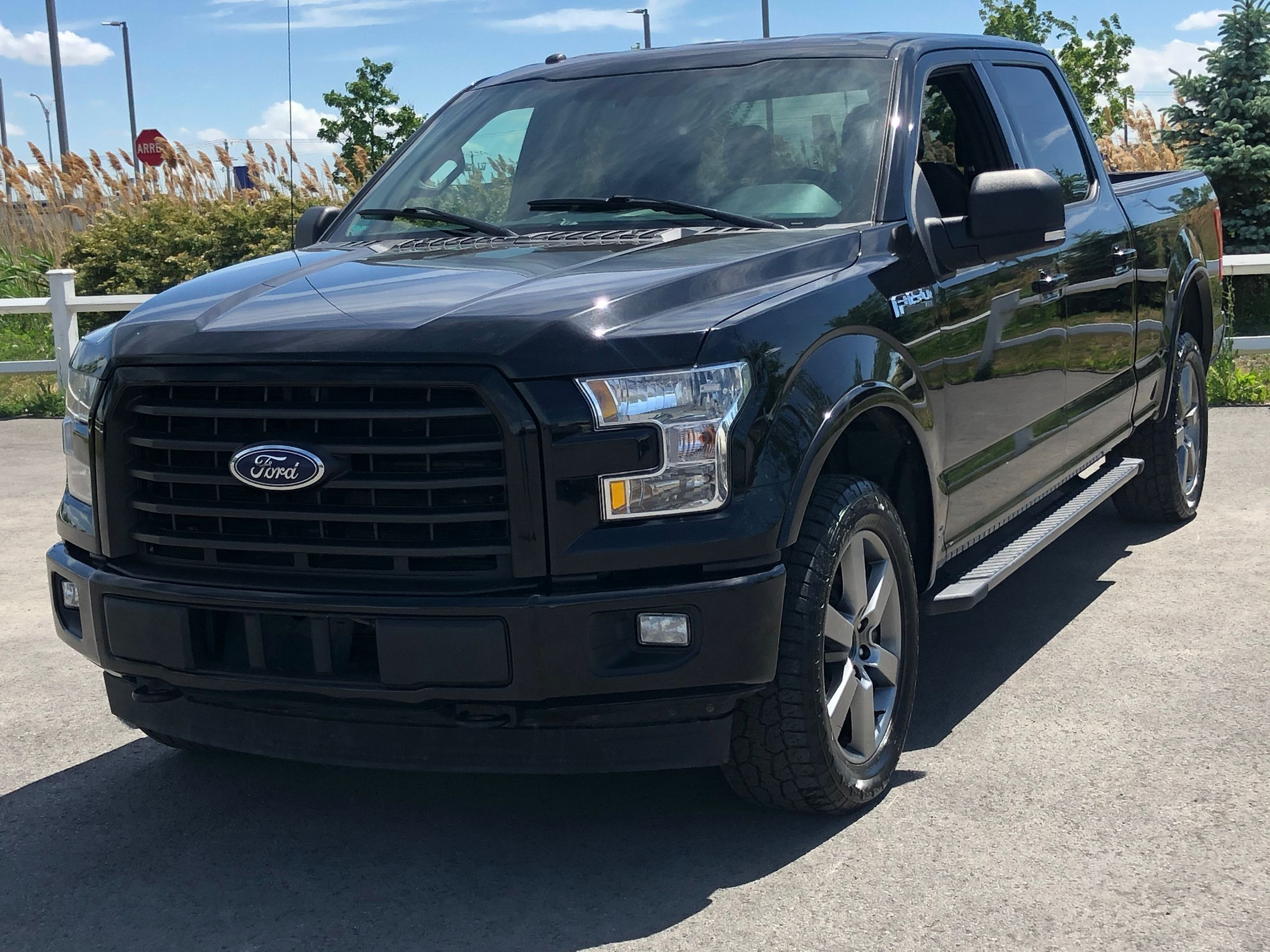 olivier ford sainthubert  ford f150 xlt 2016 d'occasion