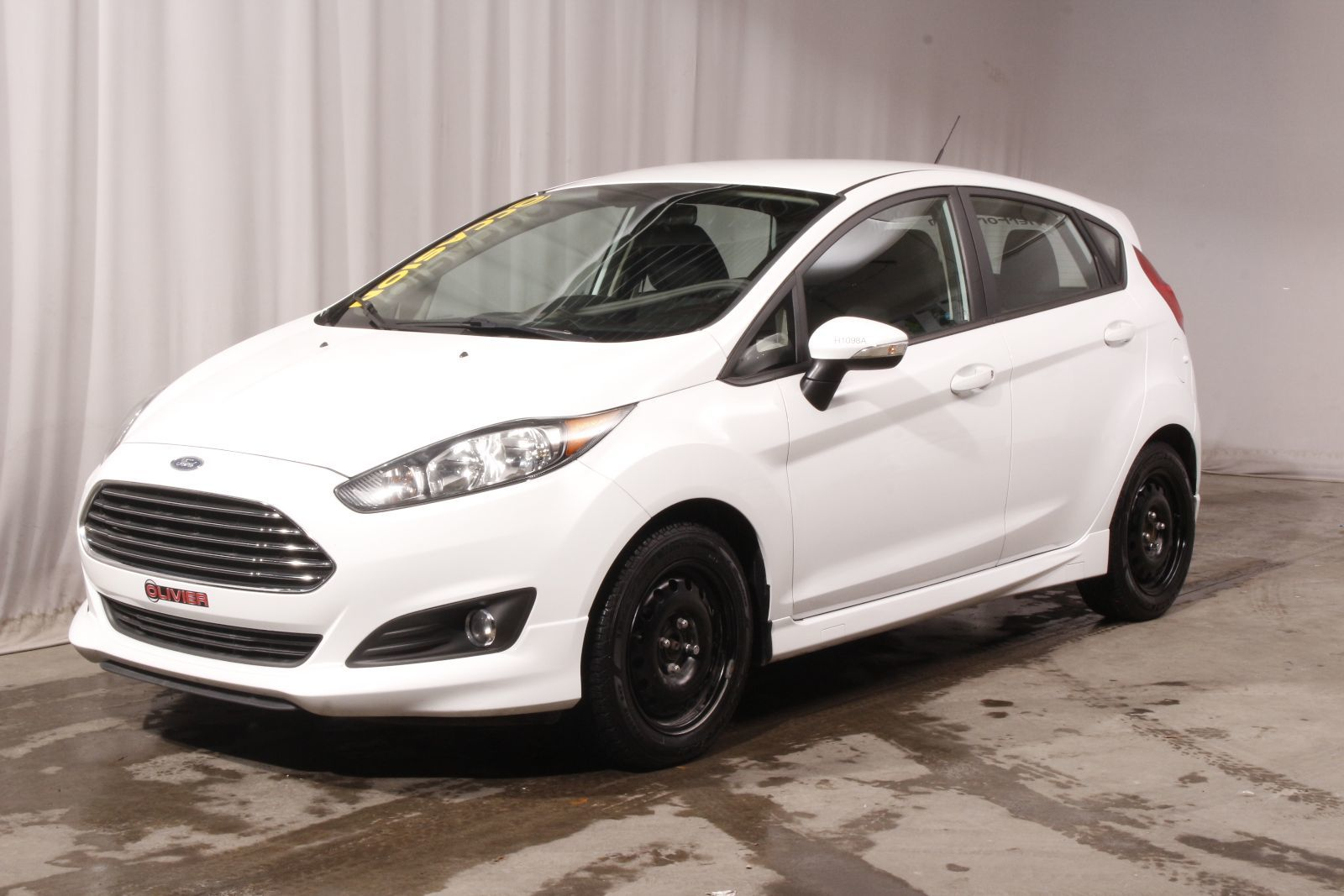 Pre-Owned 2015 Ford Fiesta SE 5 VIT BLUETHOOT NAV+CAM MAGS in Saint-Hubert  - Pre-Owned inventory - Olivier Ford Saint-Hubert in Saint-Hubert, Quebec