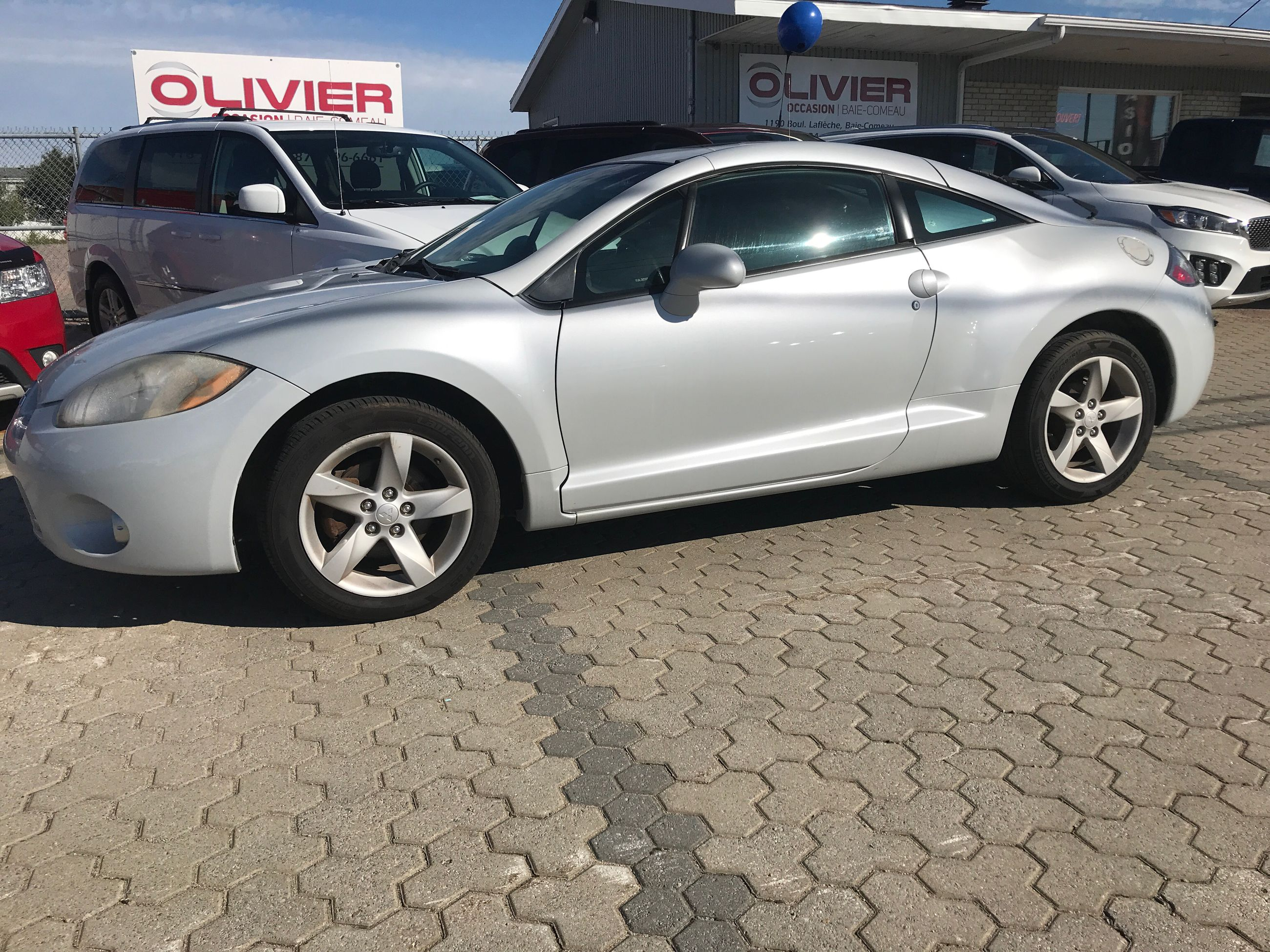 Pre Owned 2006 Mitsubishi Eclipse Gs In Baie Comeau Pre Owned