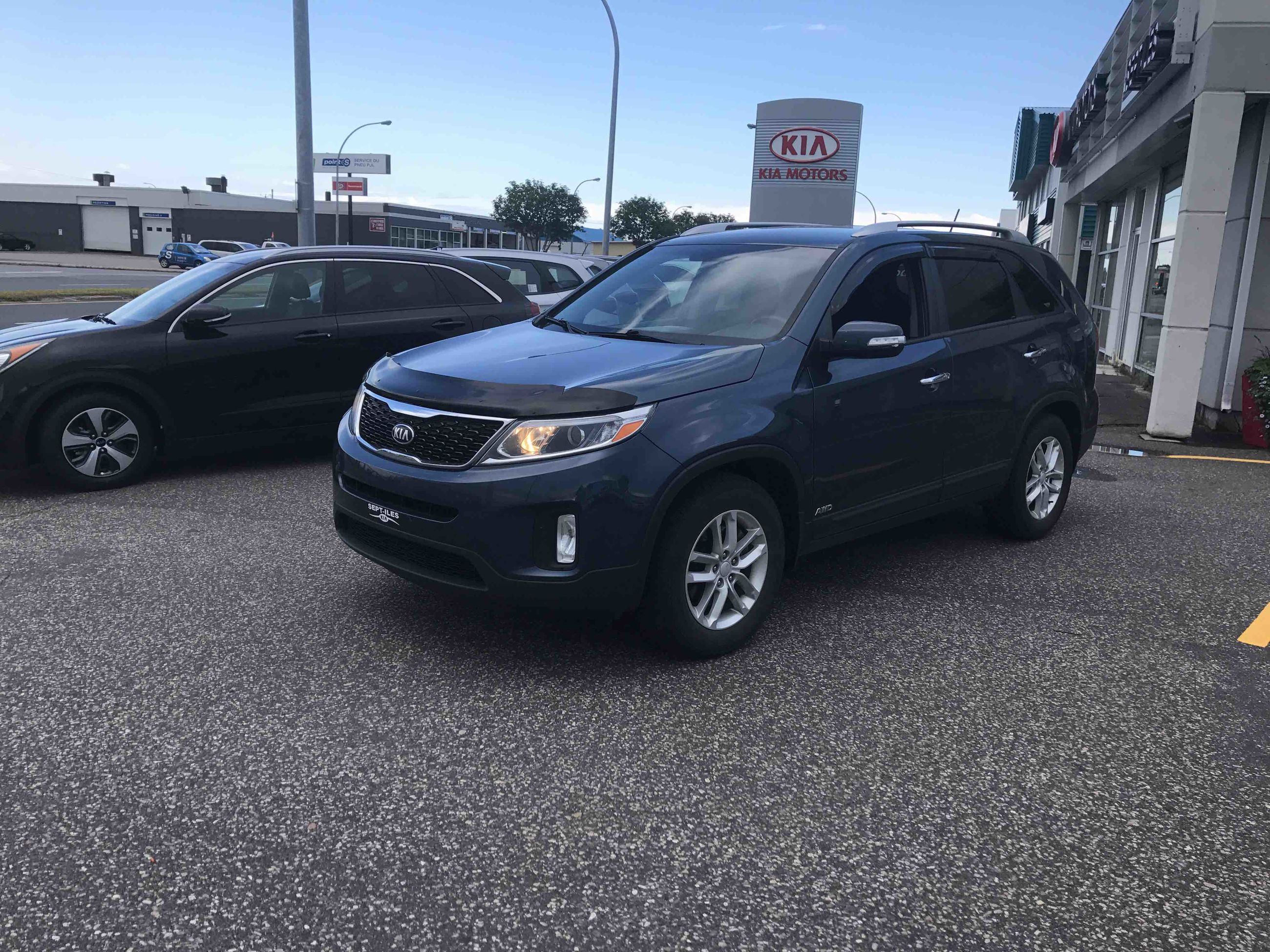 inventory kia in sale for lx used vehicle iles en sorento sept awd quebec
