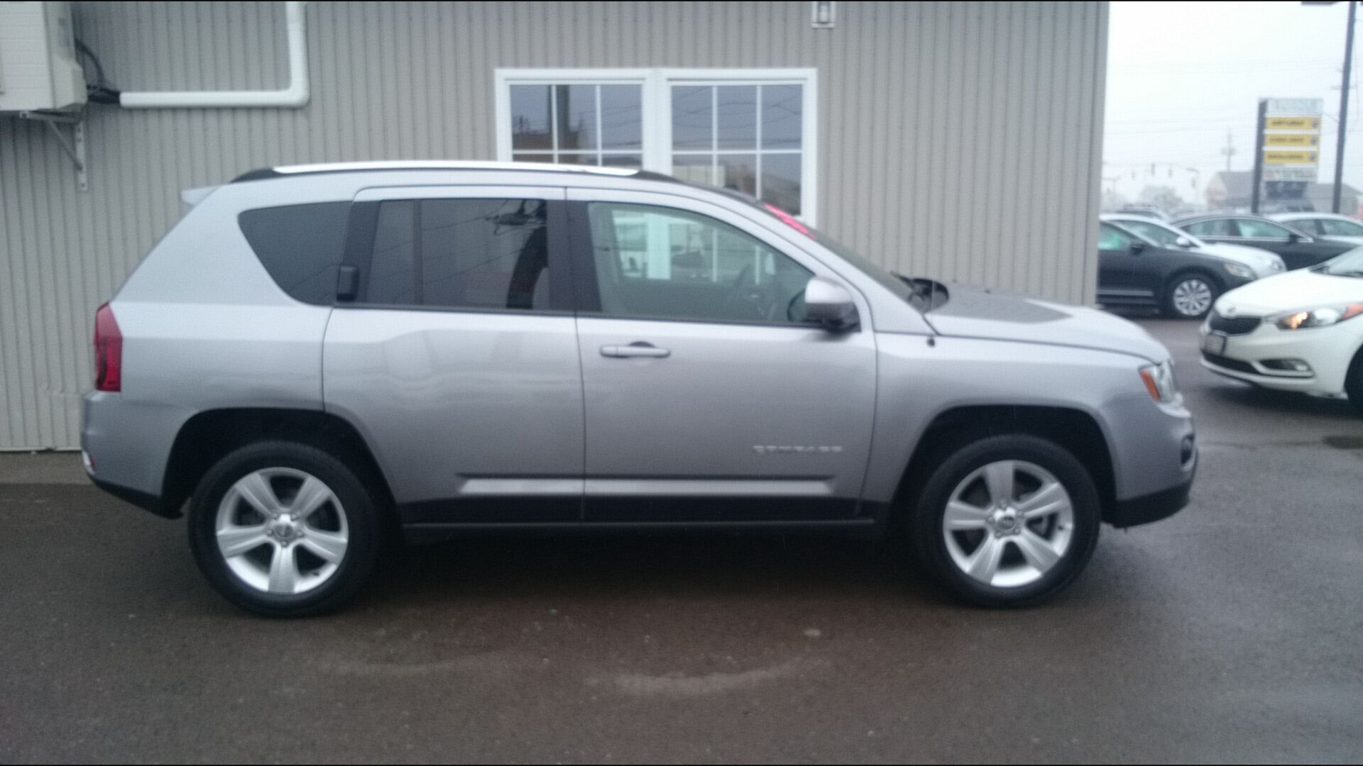 Used 2015 Jeep Compass In Fredericton Used Inventory