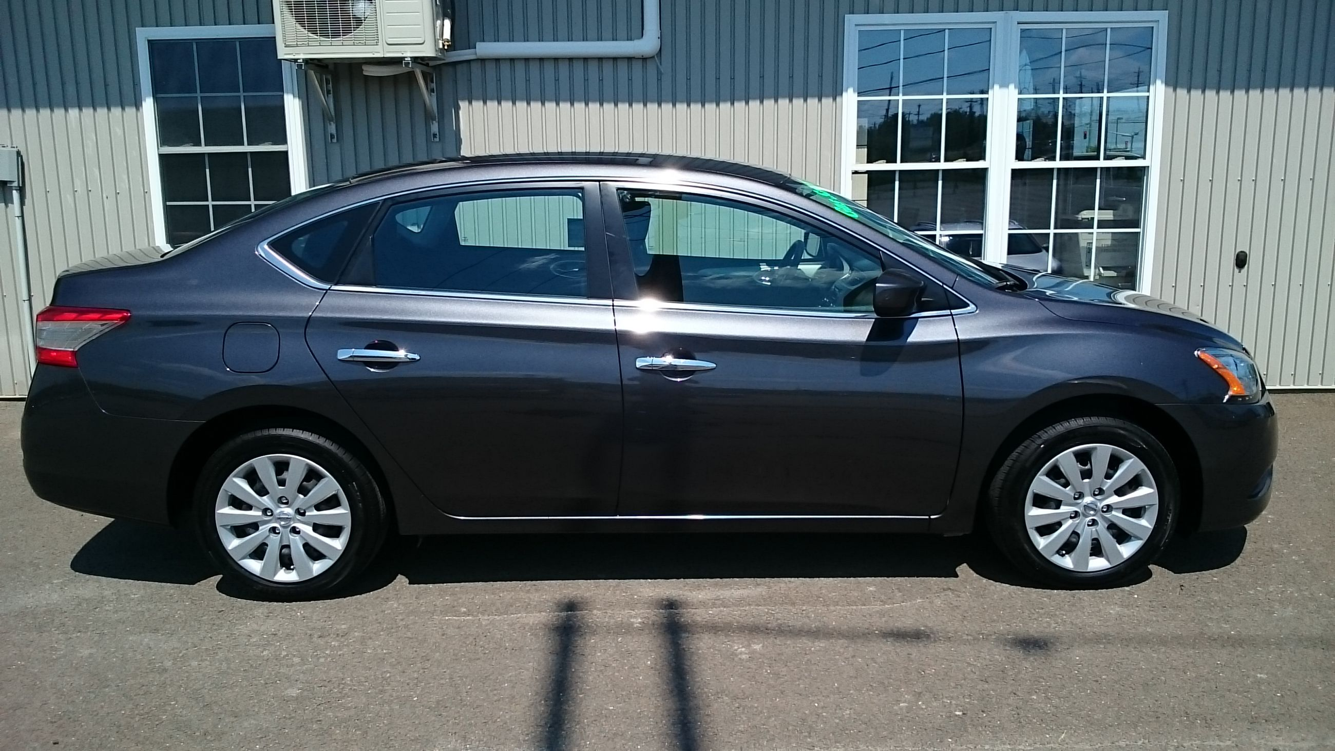 used 2015 nissan sentra s in fredericton used inventory fredericton kia in fredericton new. Black Bedroom Furniture Sets. Home Design Ideas
