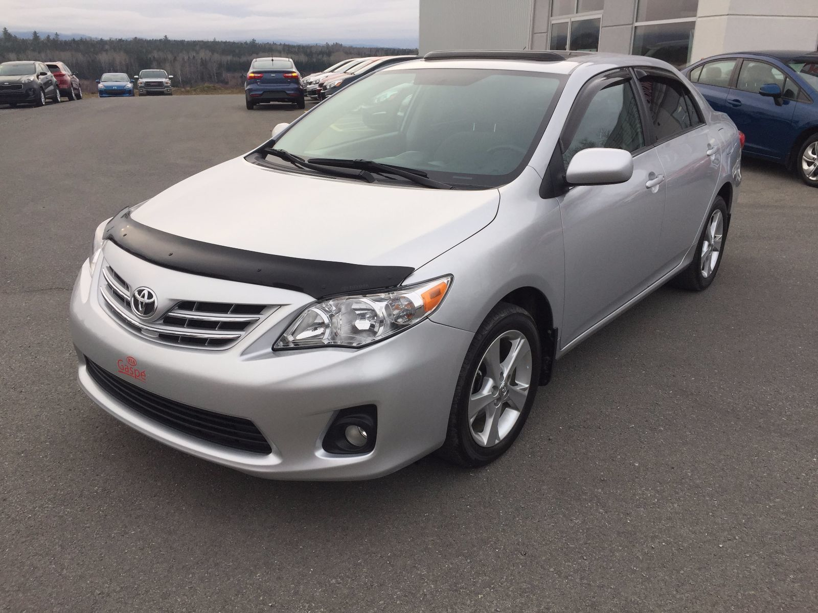 2013 toyota corolla le a c to t d 39 occasion gasp inventaire d 39 occasion mazda gasp gasp. Black Bedroom Furniture Sets. Home Design Ideas