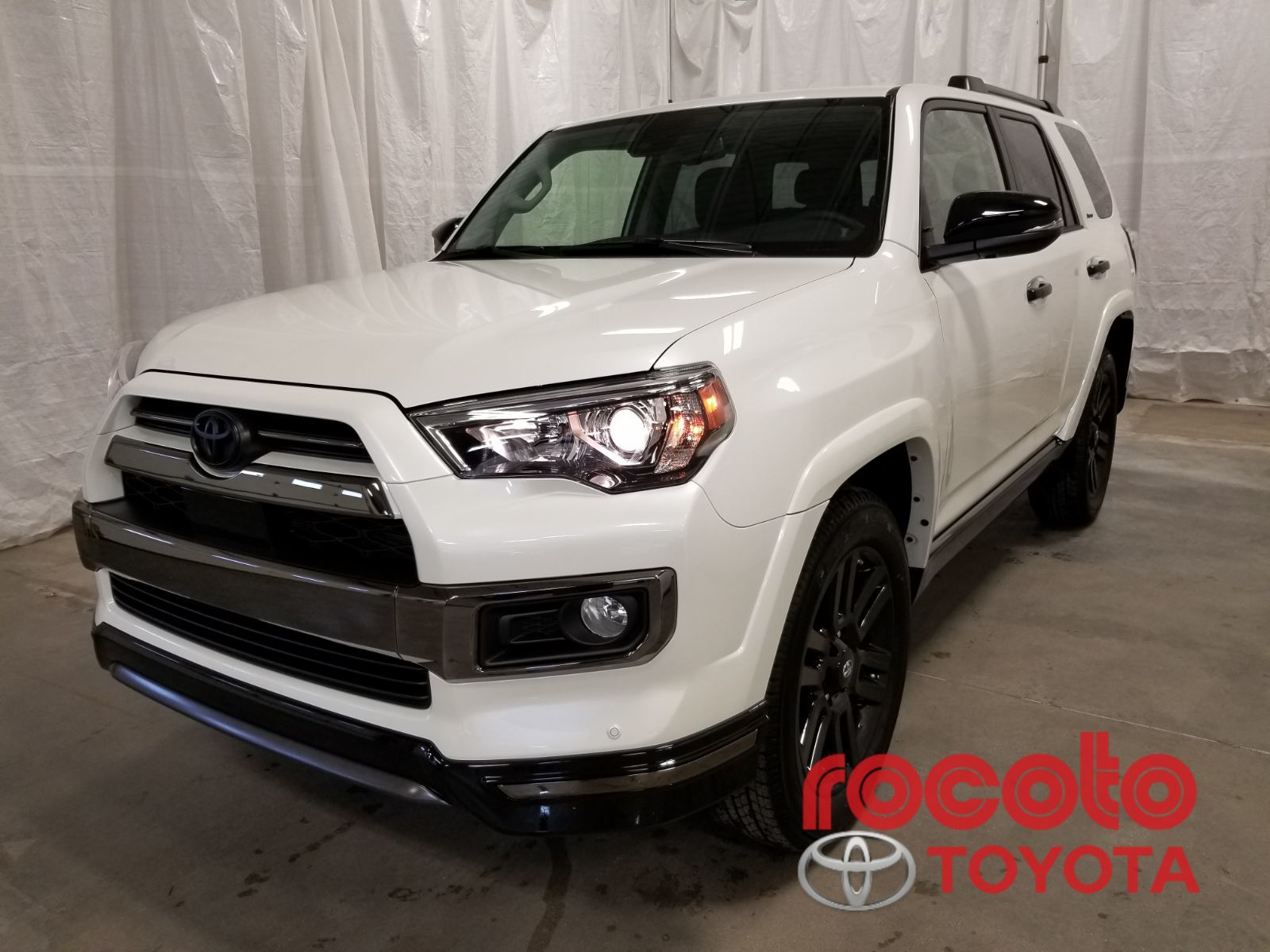 Rocoto Toyota New 2020 4runner Limited Nightshade 00275 For Sale In Chicoutimi