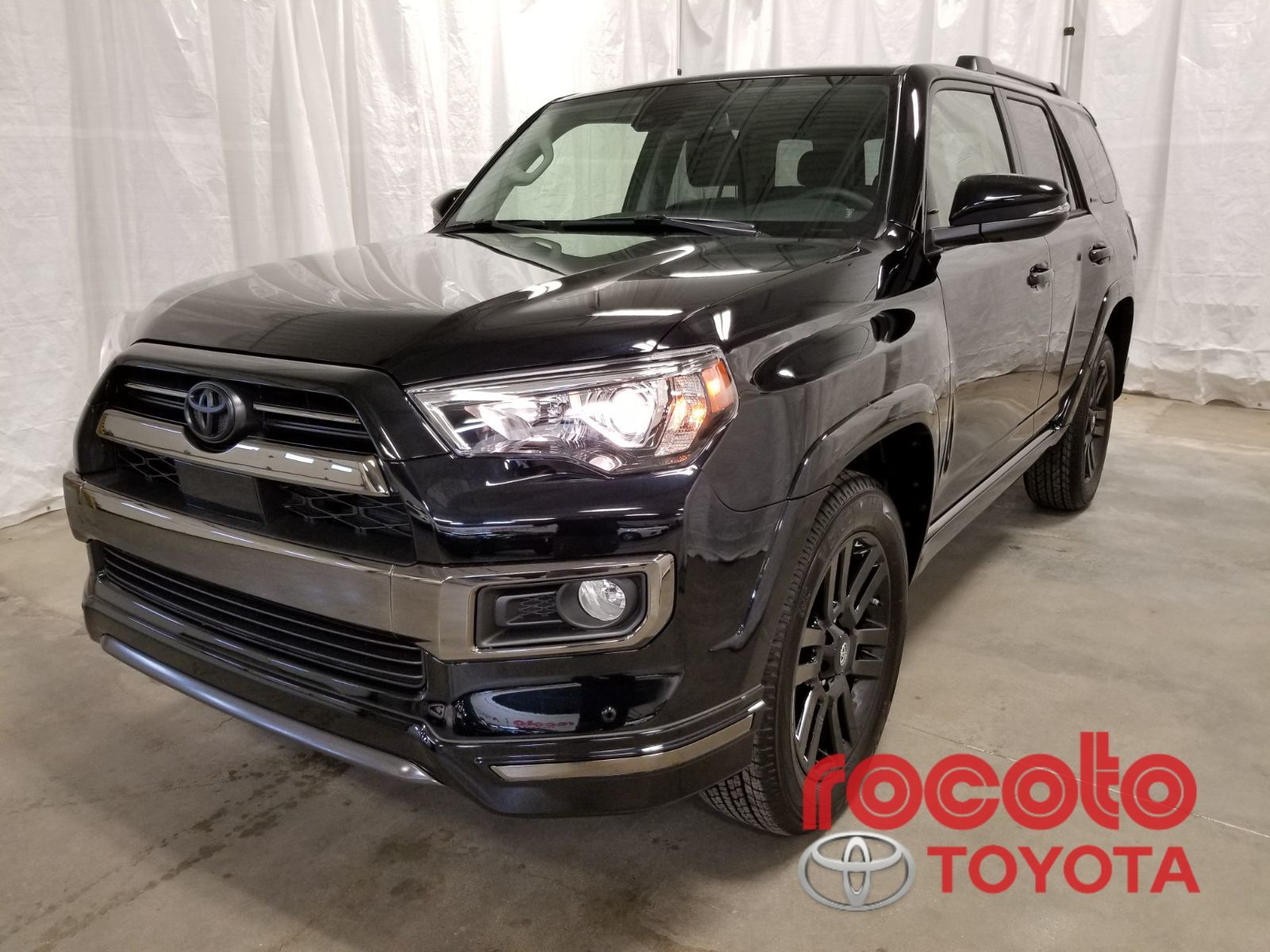 Rocoto Toyota New 2020 4runner Limited Nightshade 7 Places 00588 For Sale In Chicoutimi