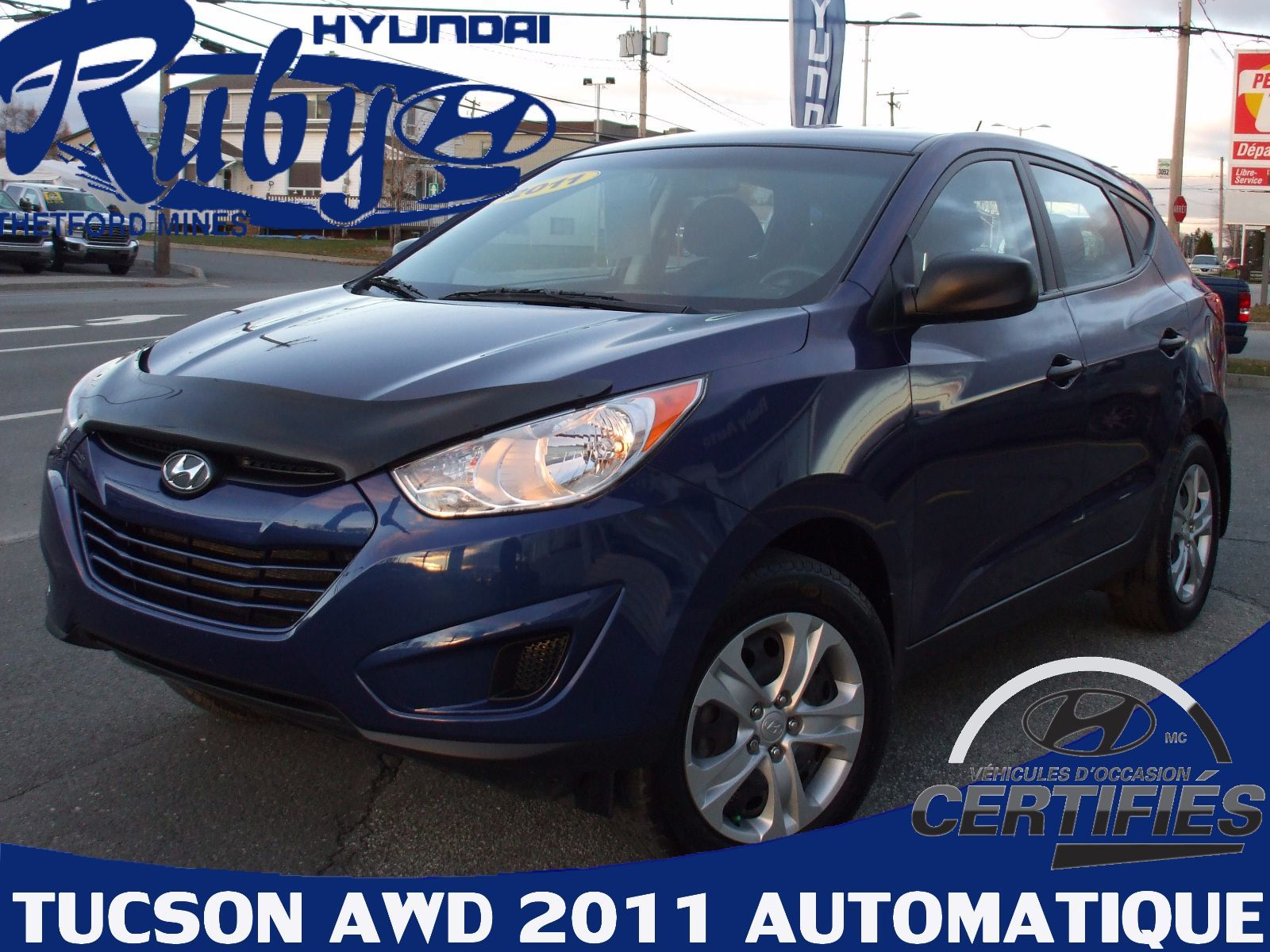 Used 2011 Hyundai Tucson GL AWD TRES PROPRE to sale for $10 in ...