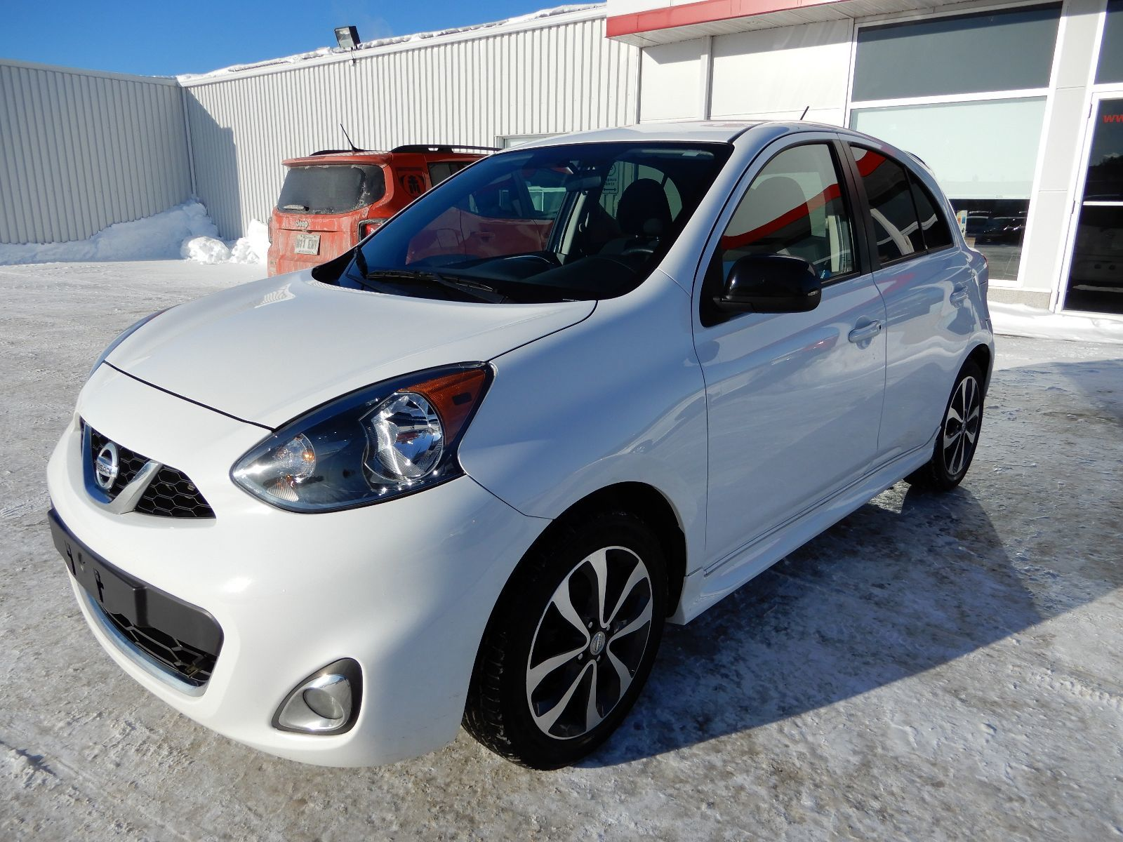 Used 2015 Nissan Micra SV in Sept-Iles - Used inventory - Sept-Iles Toyota  in Sept-Iles, Quebec