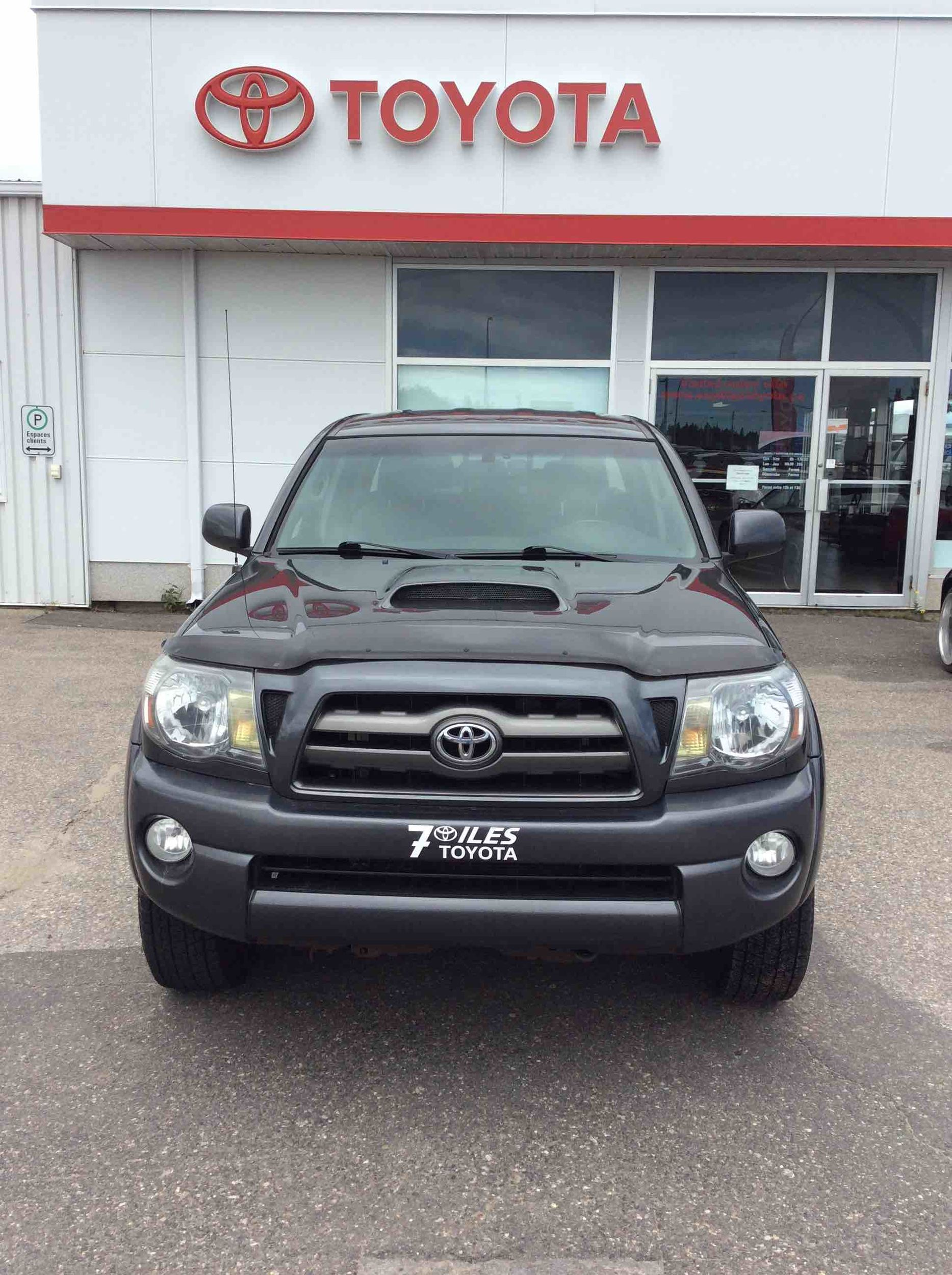 2010 Toyota Tacoma Fog Lights Light Wiring Diagram Used In Sept Iles Inventory Quebec
