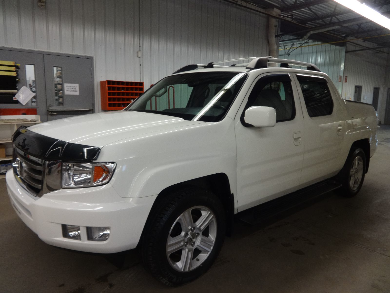 Used 2013 Honda Ridgeline Touring 4wd Cuir Navi Impeccable In Boat Towing With Thetford Mines Inventory Quebec