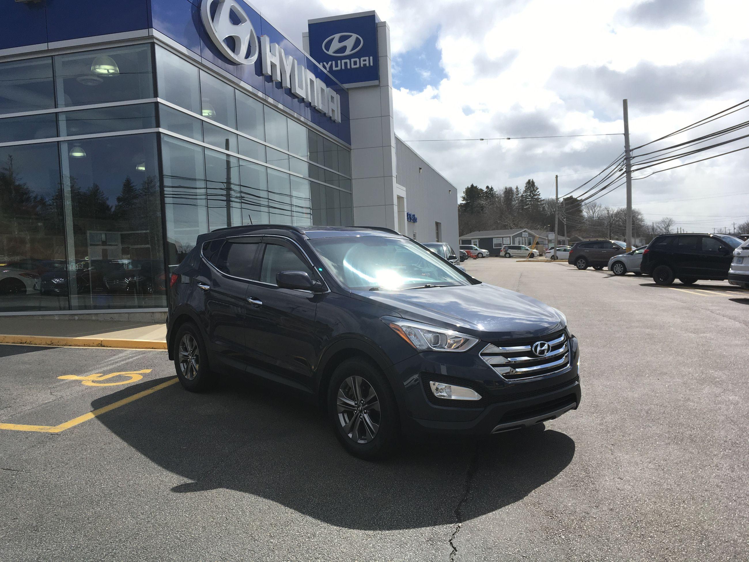Used 2013 Hyundai Santa Fe Sport PRE FWD in Dayton Used inventory