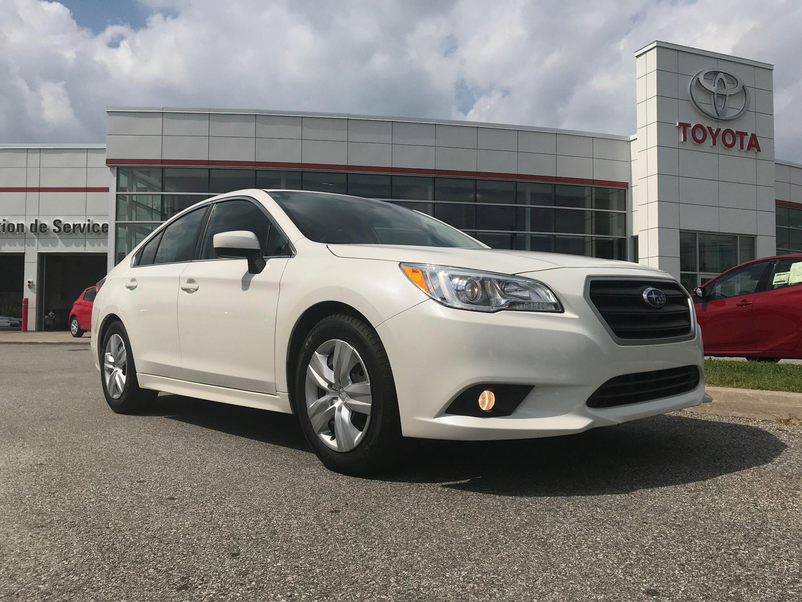 Subaru Legacy: Temporary spare tire