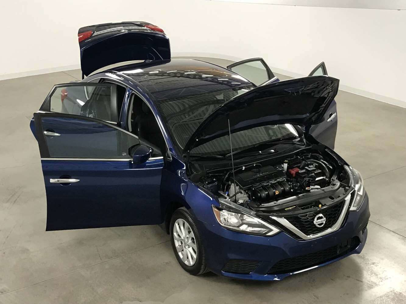 Used 2019 Nissan Sentra Toit Mags 10 928 Km For Sale 17496 0 Carrefour 40 640 Volkswagen 9601