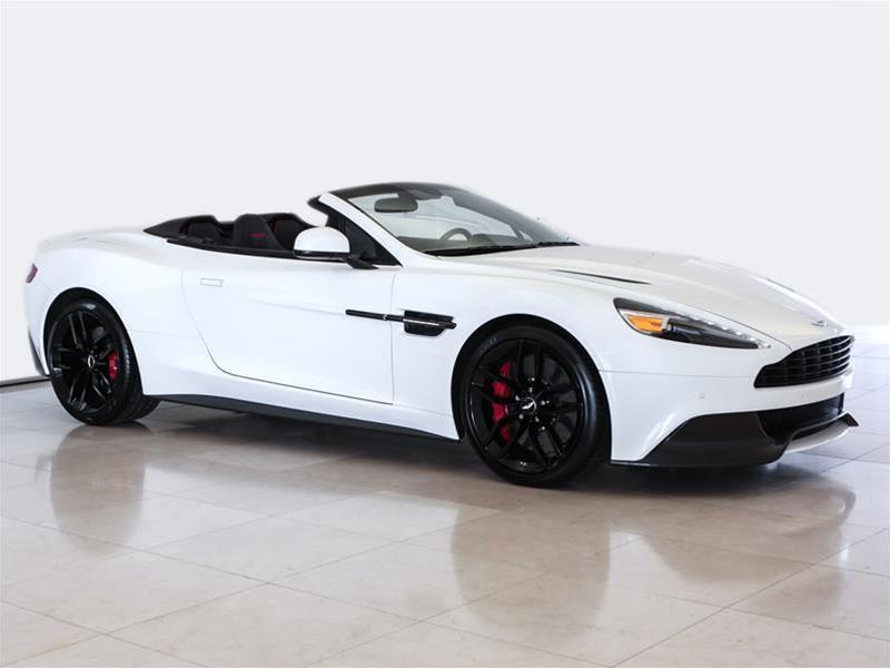 Used 2017 Aston Martin Vanquish For Sale 249995 0 Aston Martin Montreal