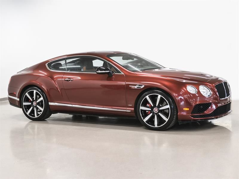 Used 2016 Bentley Continental Gt For Sale 185988 0 Aston Martin Montreal