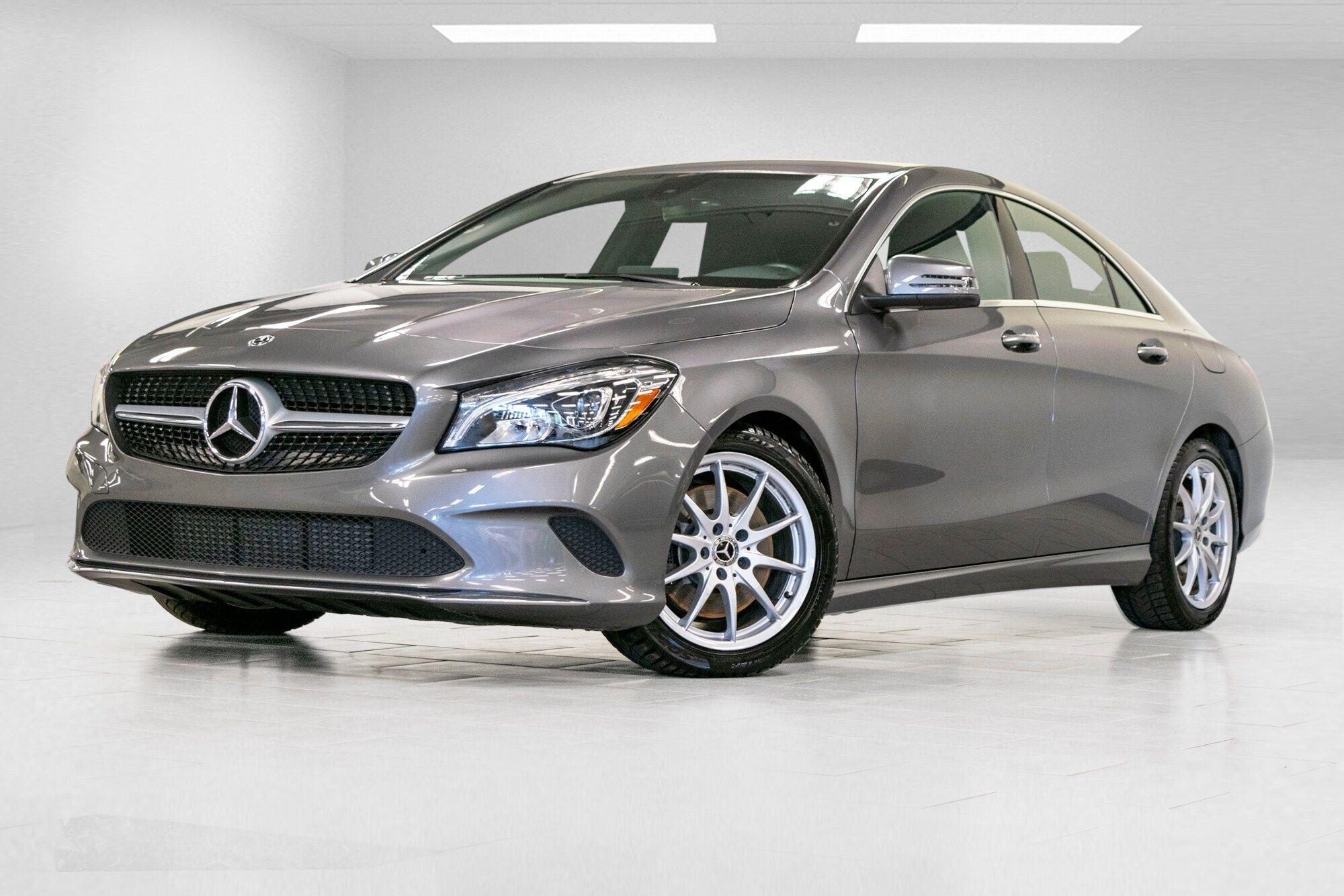 Mercedes-Benz West Island   Pre-owned 2018 Mercedes-Benz CLA