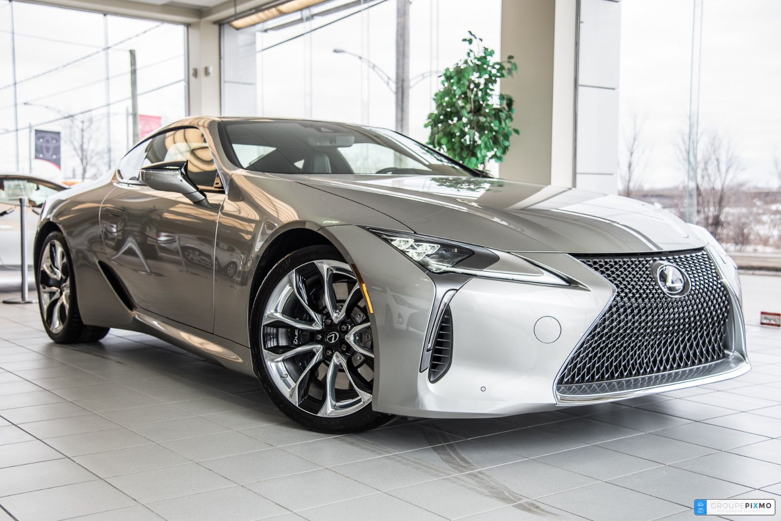 New 2018 Lexus LC 500 LC 500 For Sale In Laval