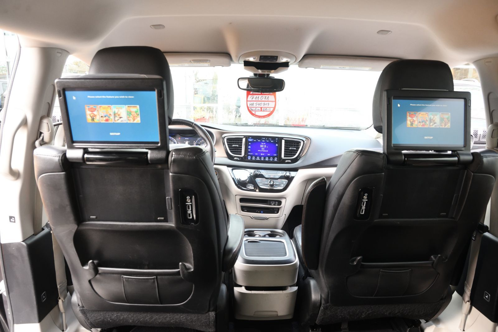 2017 Chrysler Pacifica complet