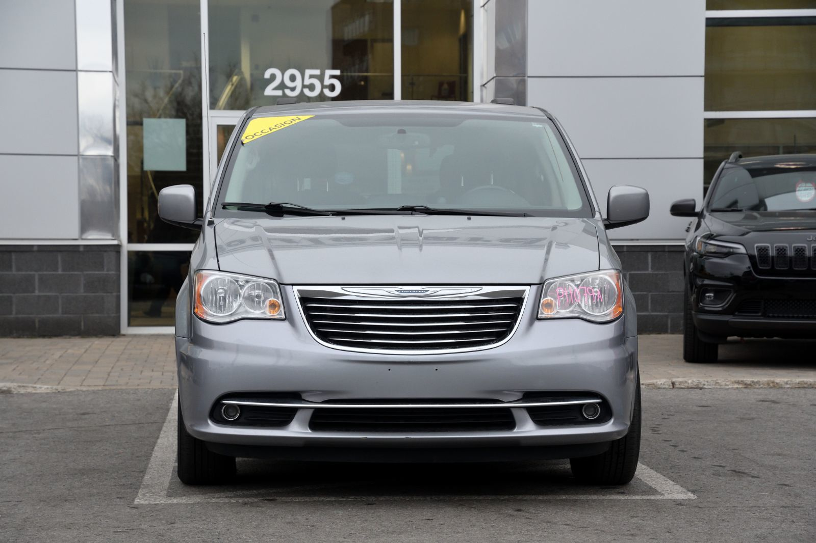 2015 Chrysler Town & Country complet