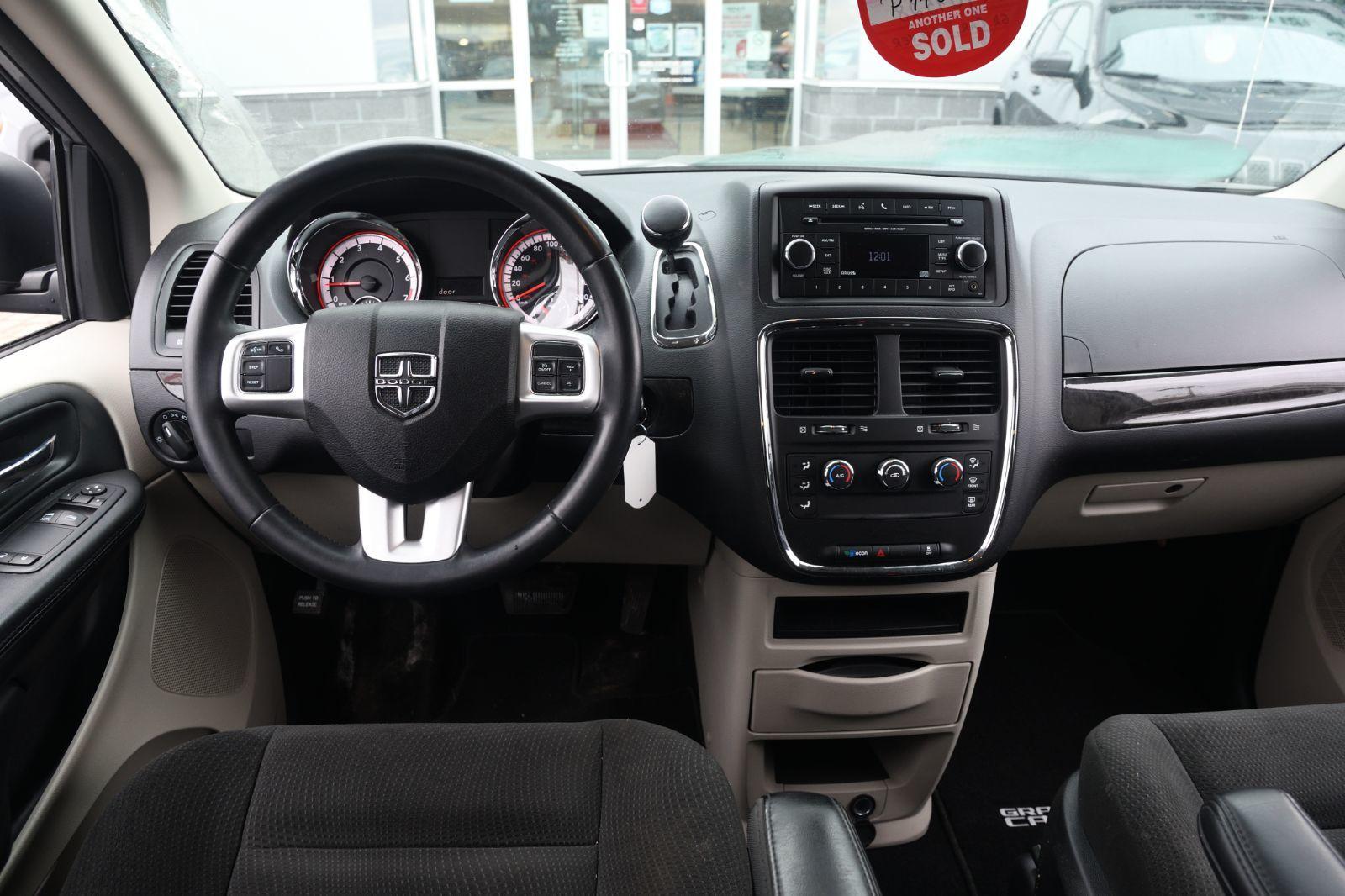 2017 Dodge Grand Caravan complet