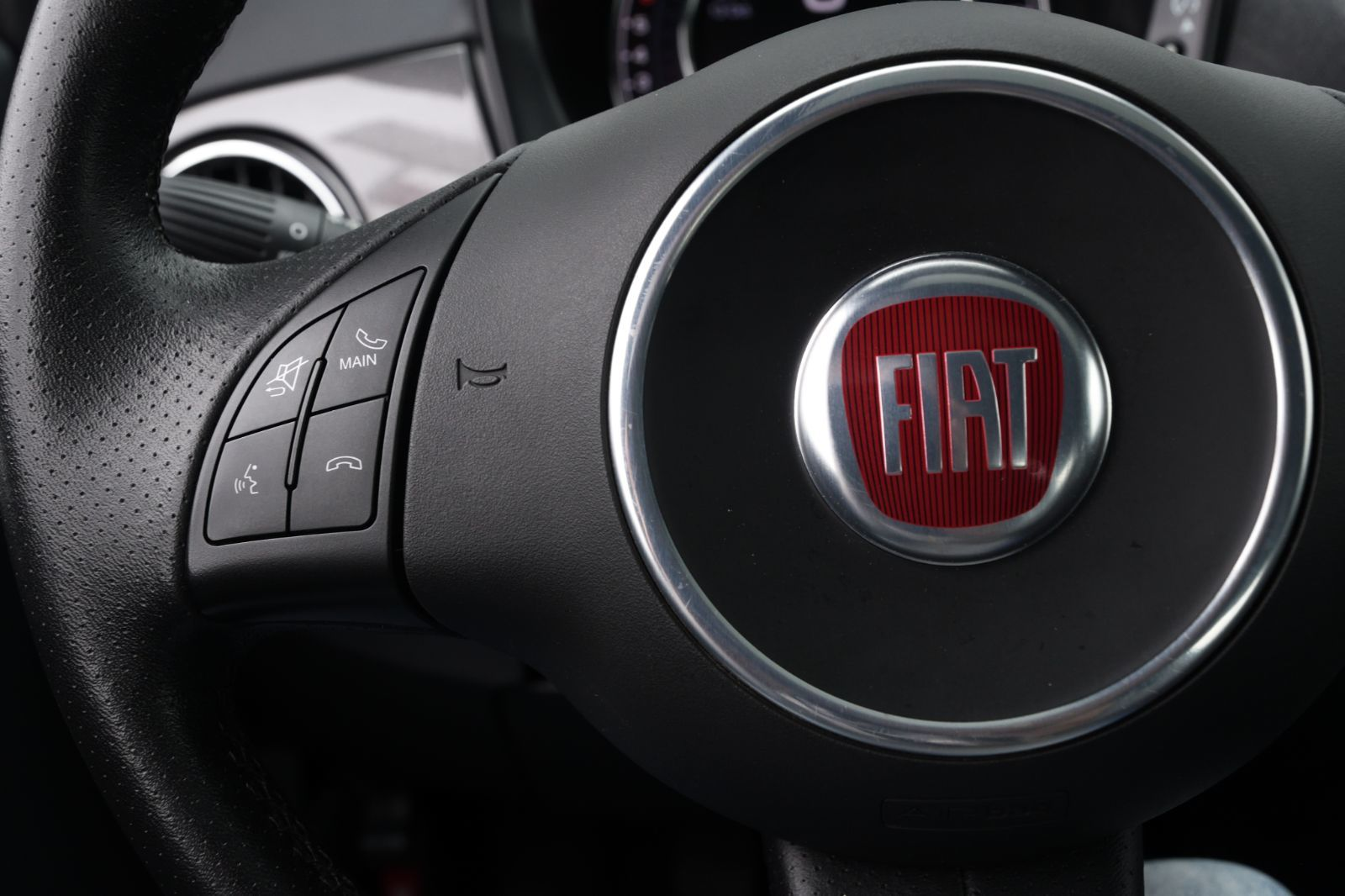 2016 Fiat 500 complet