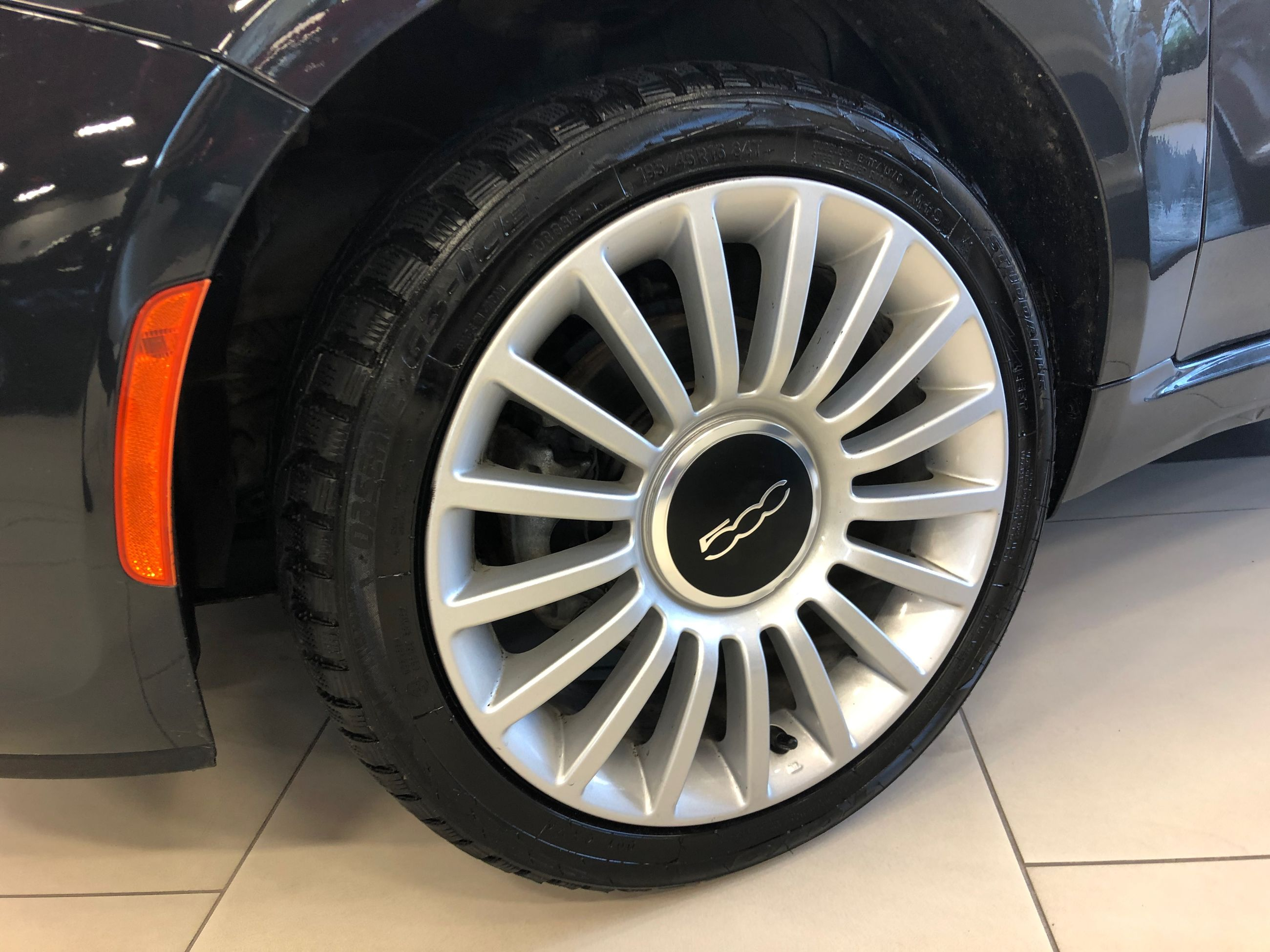 2017 Fiat 500 complet