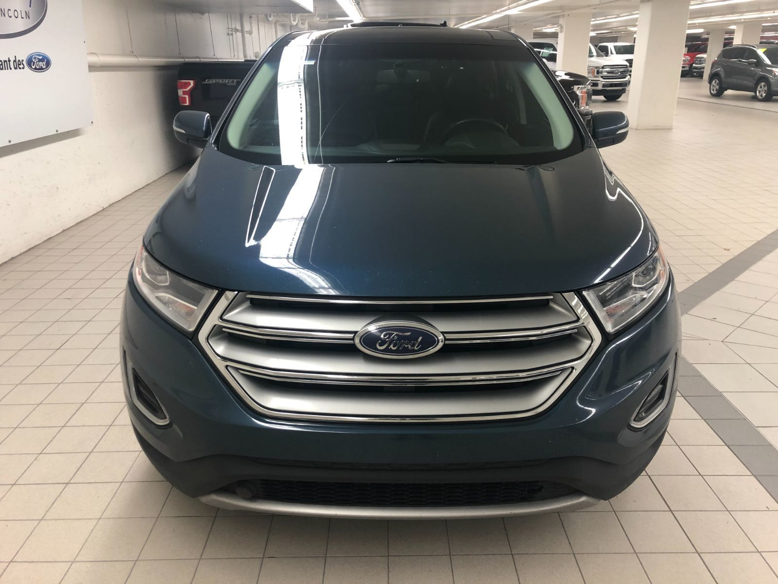 2016 Ford Edge complet