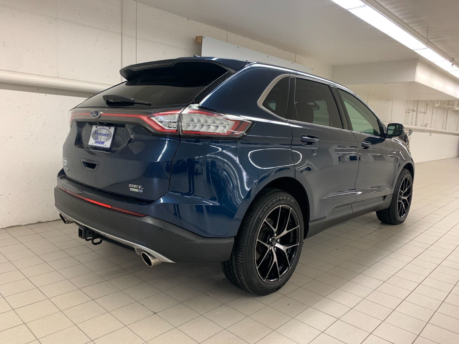 2017 Ford Edge complet