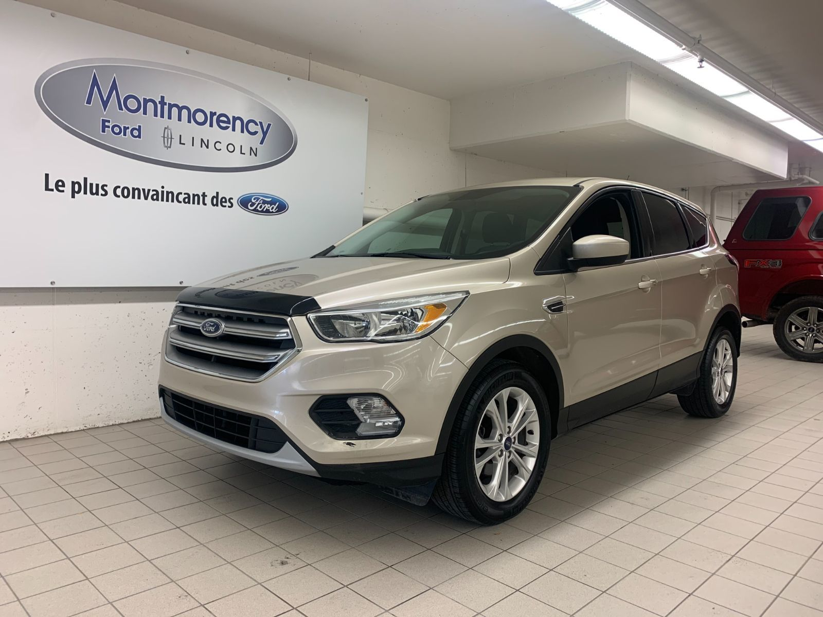 2017 Ford Escape complet