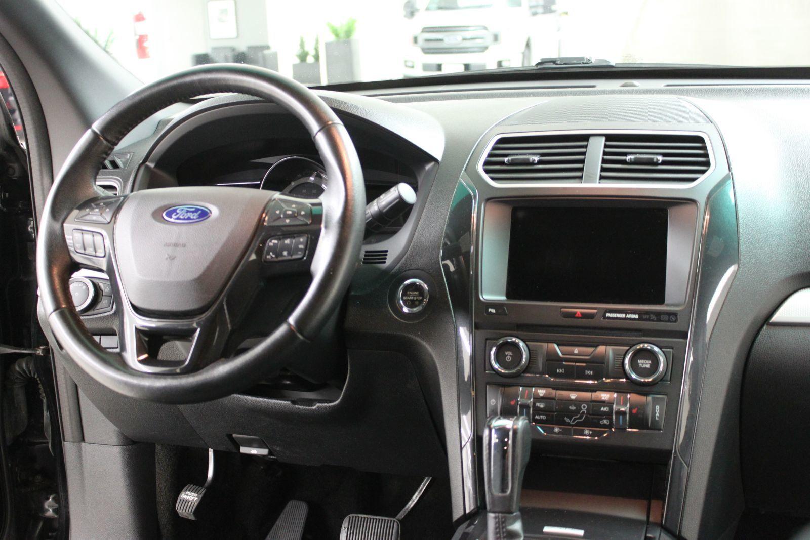 2017 Ford Explorer complet